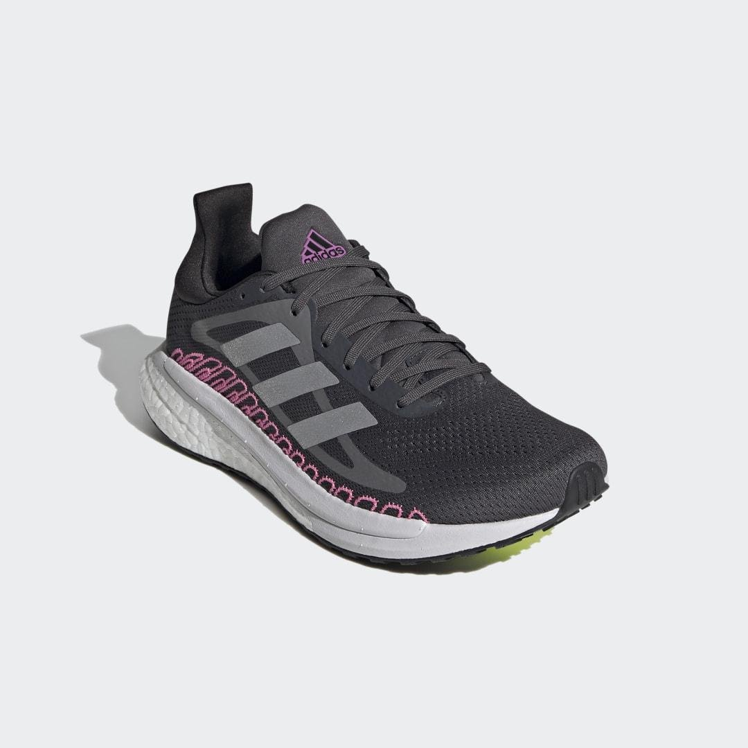 SolarGlide ST Shoes Grey Six