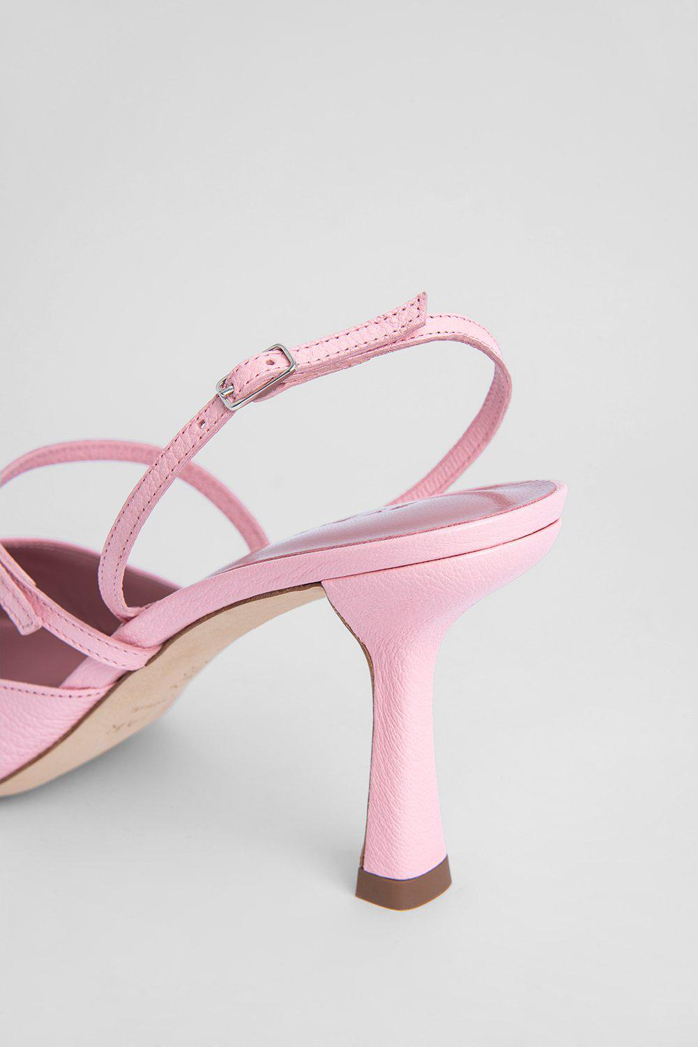 Tiffany Peony Grained Leather 4