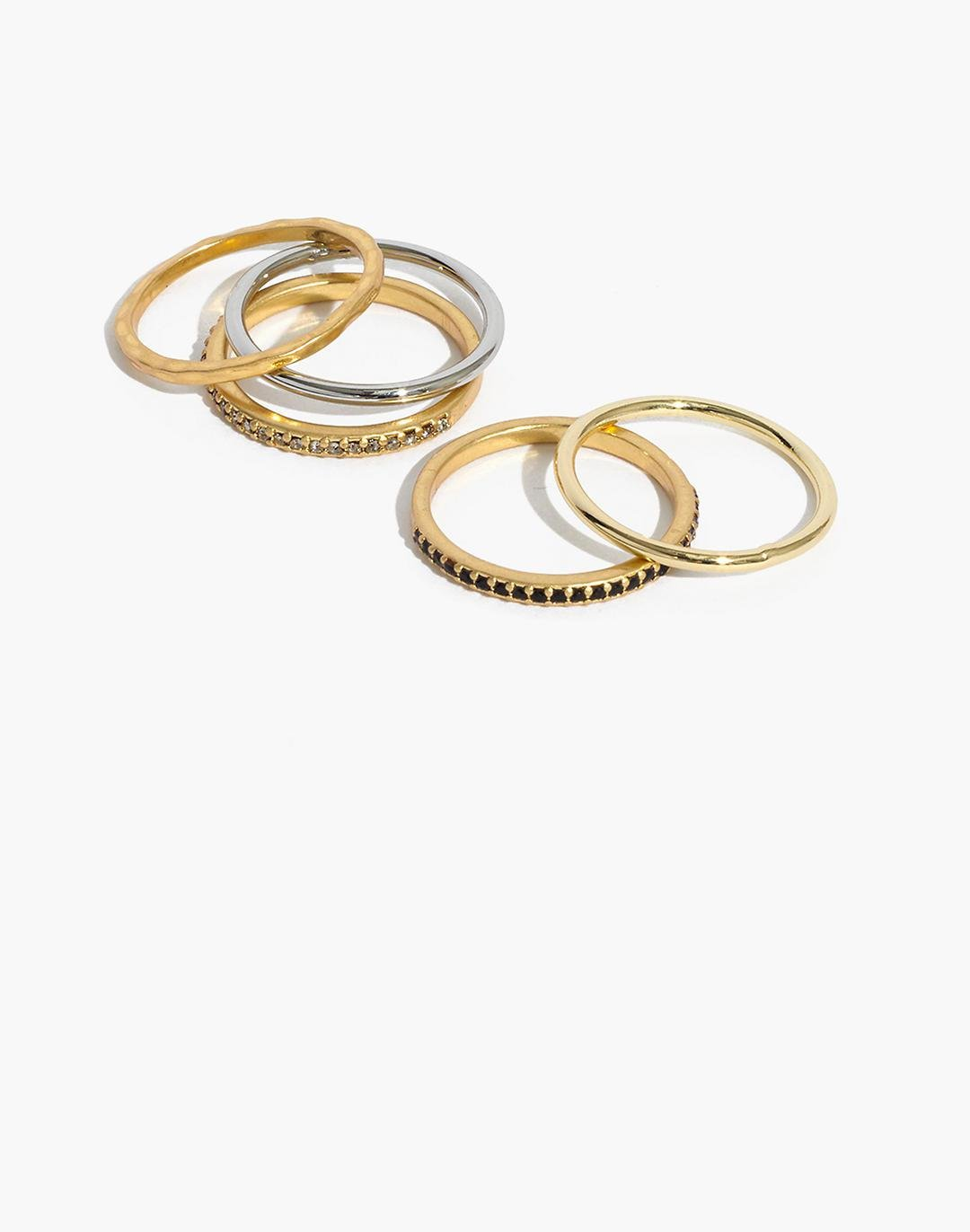 Filament Stacking Rings