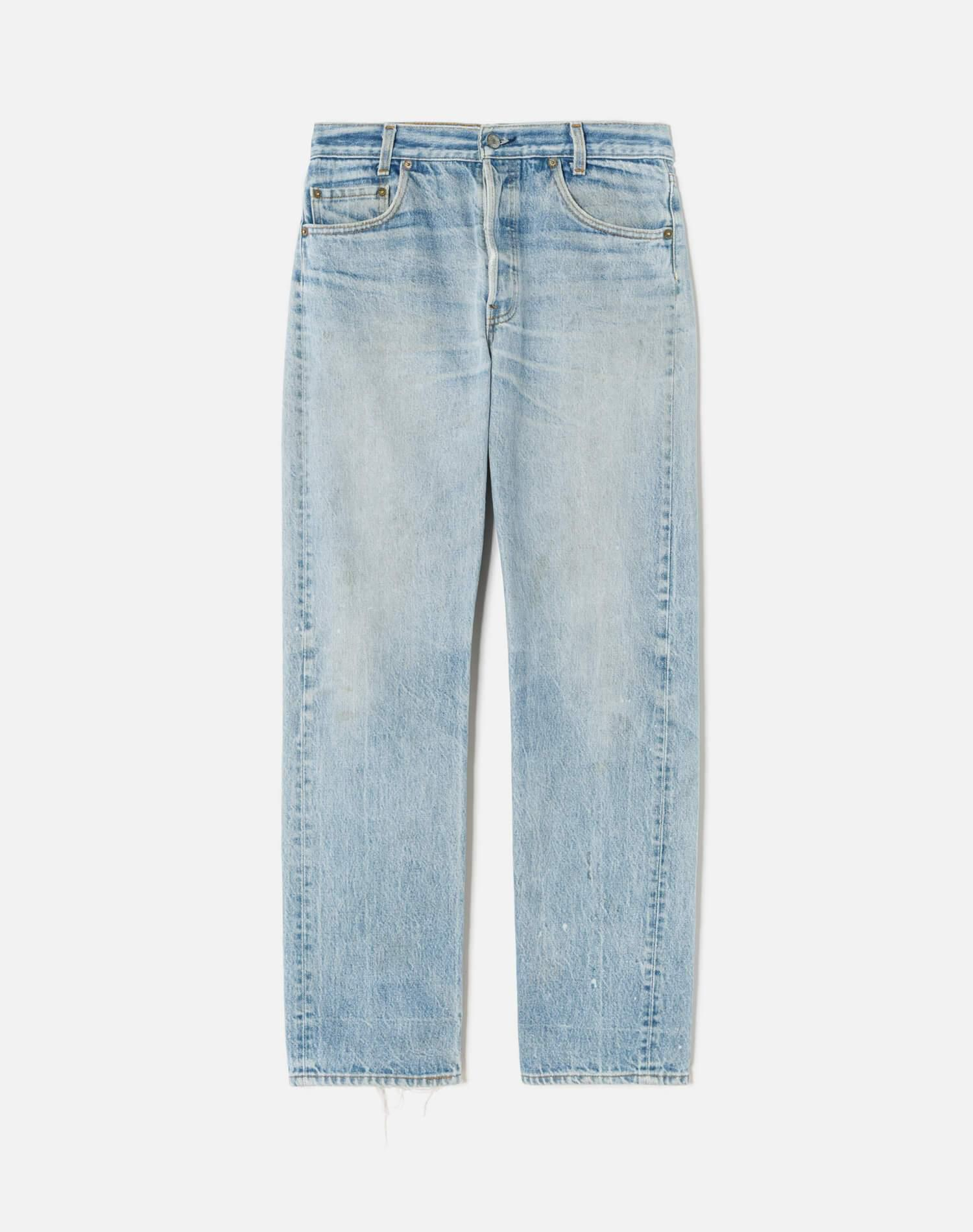 80s/90s Vintage Levi's 501 High Rise Relaxed Size 28 - #239