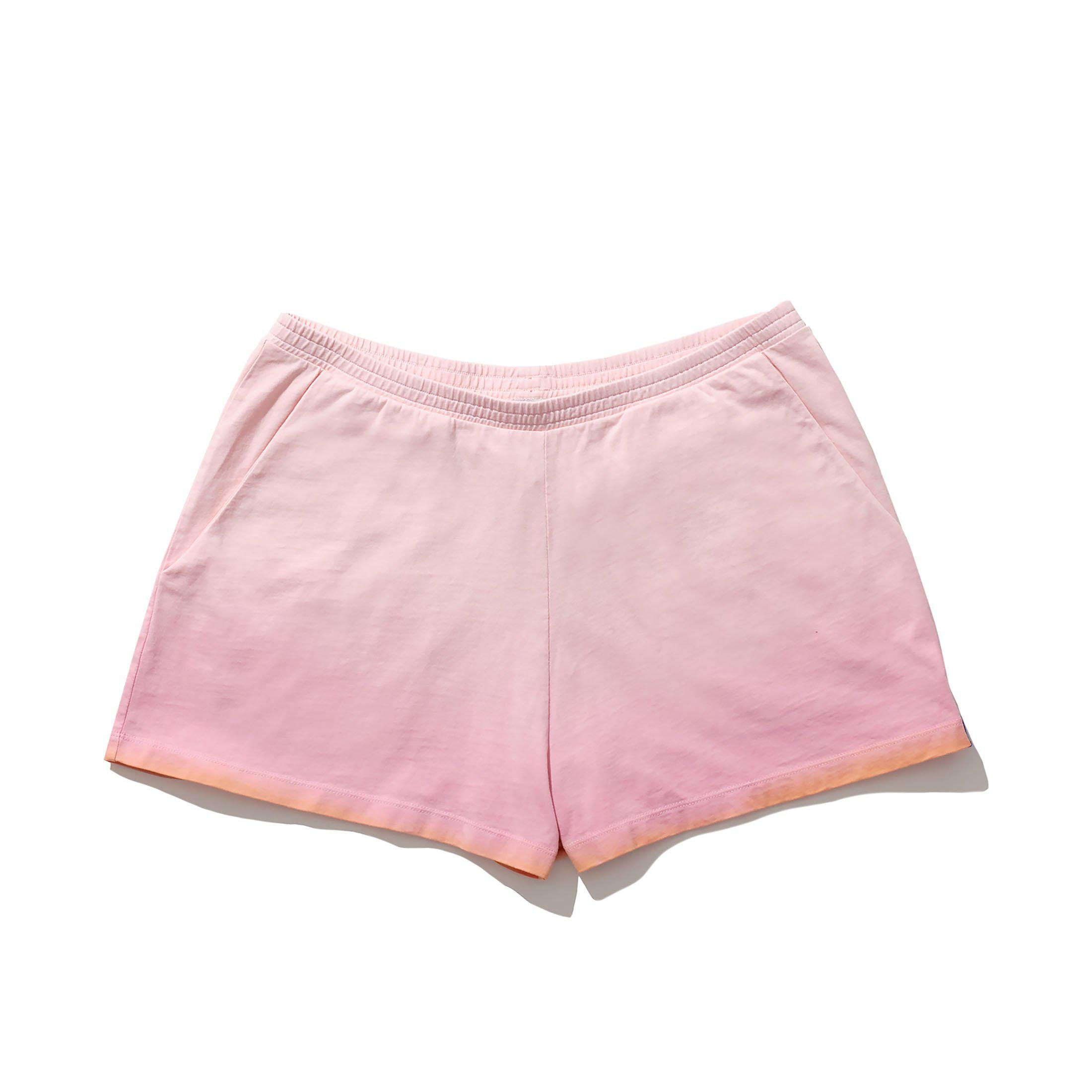 The Organic Ombre Short - Pink/Gold