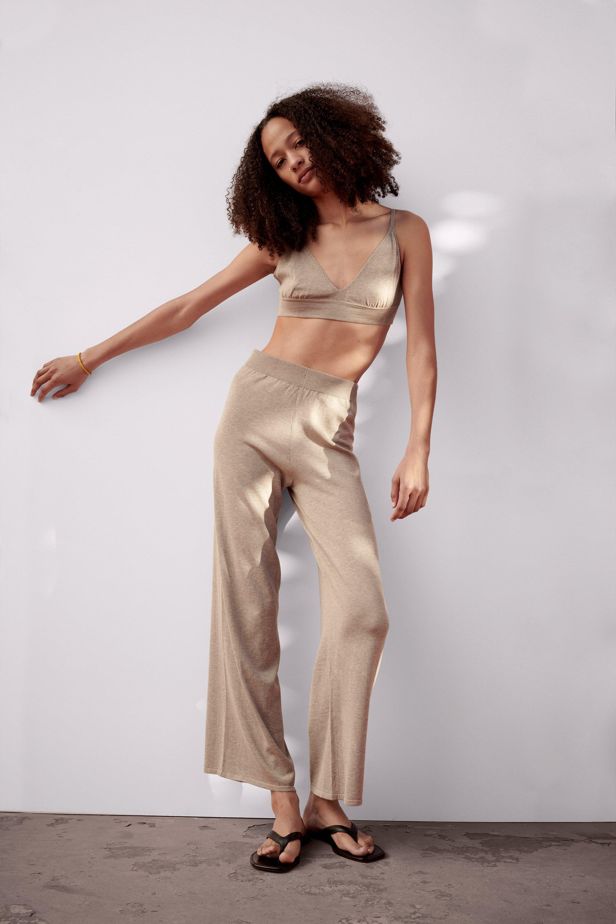 SILK BLEND PANTS LIMITED EDITION 1