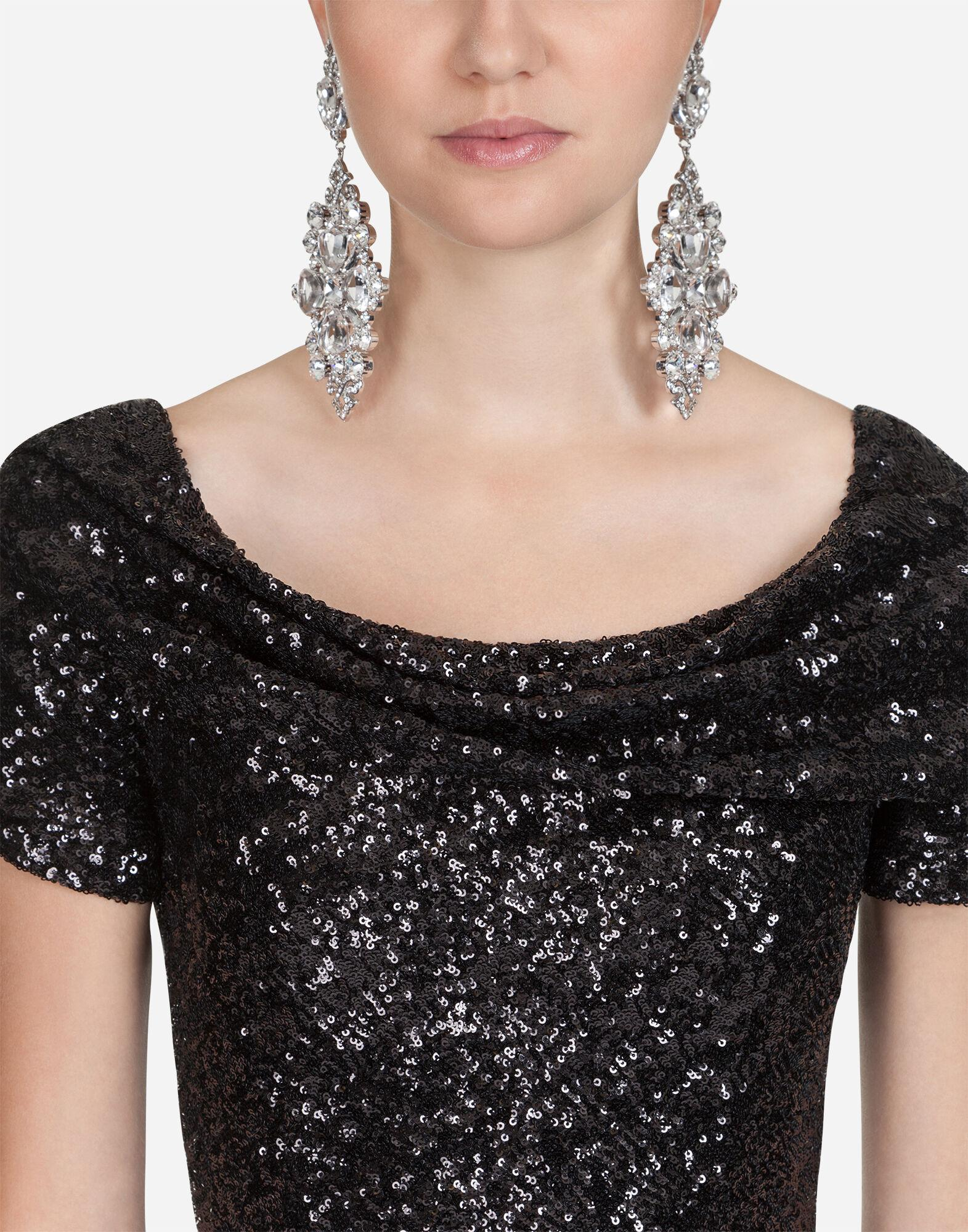 Sequined dress 2
