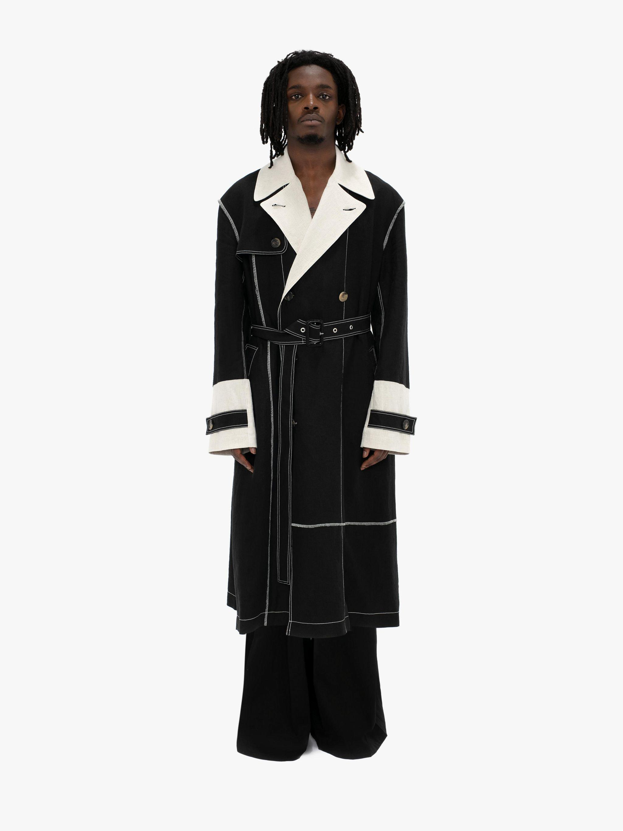 MADE IN BRITAIN: TRENCH COAT 1