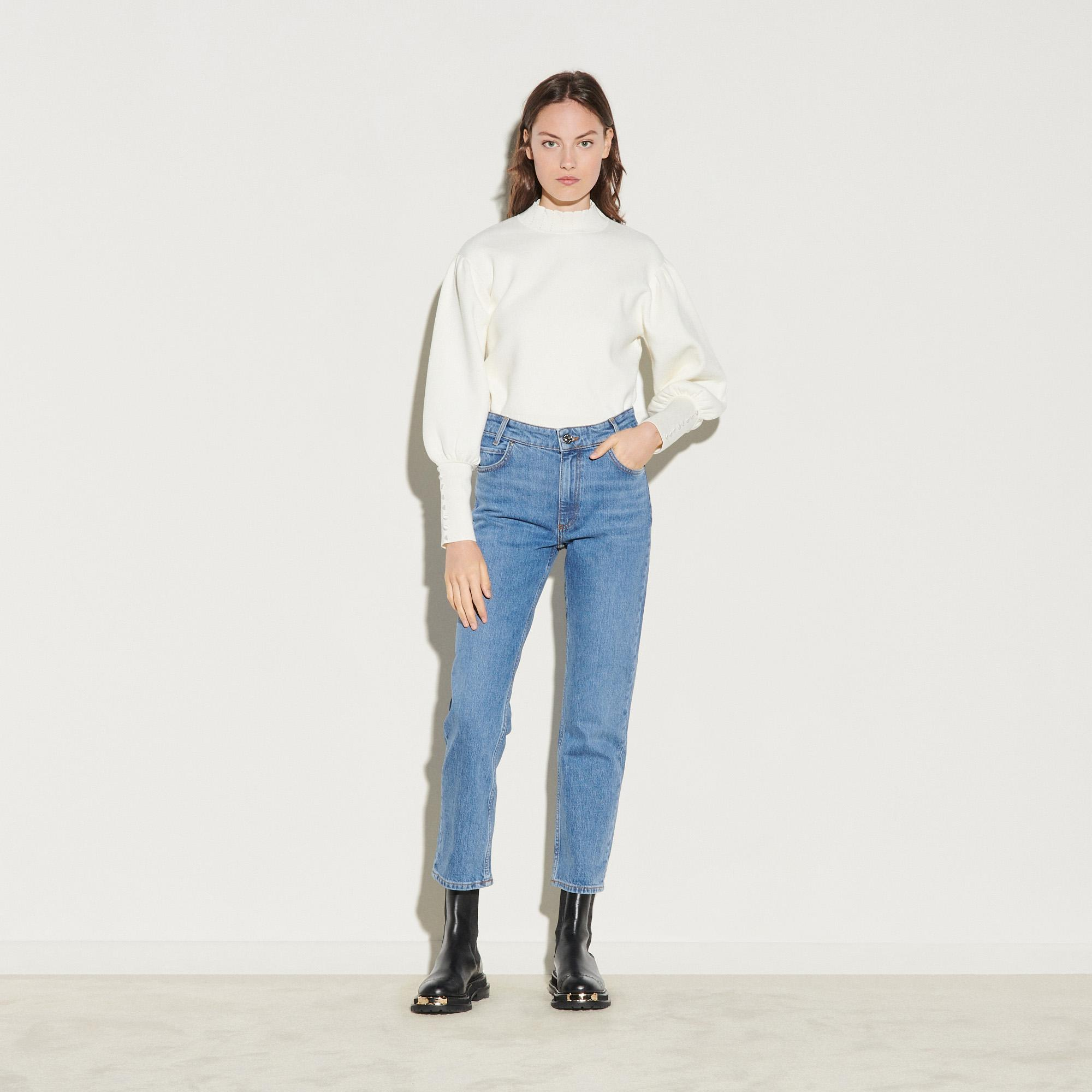 Stretch jeans with 5 pockets 3
