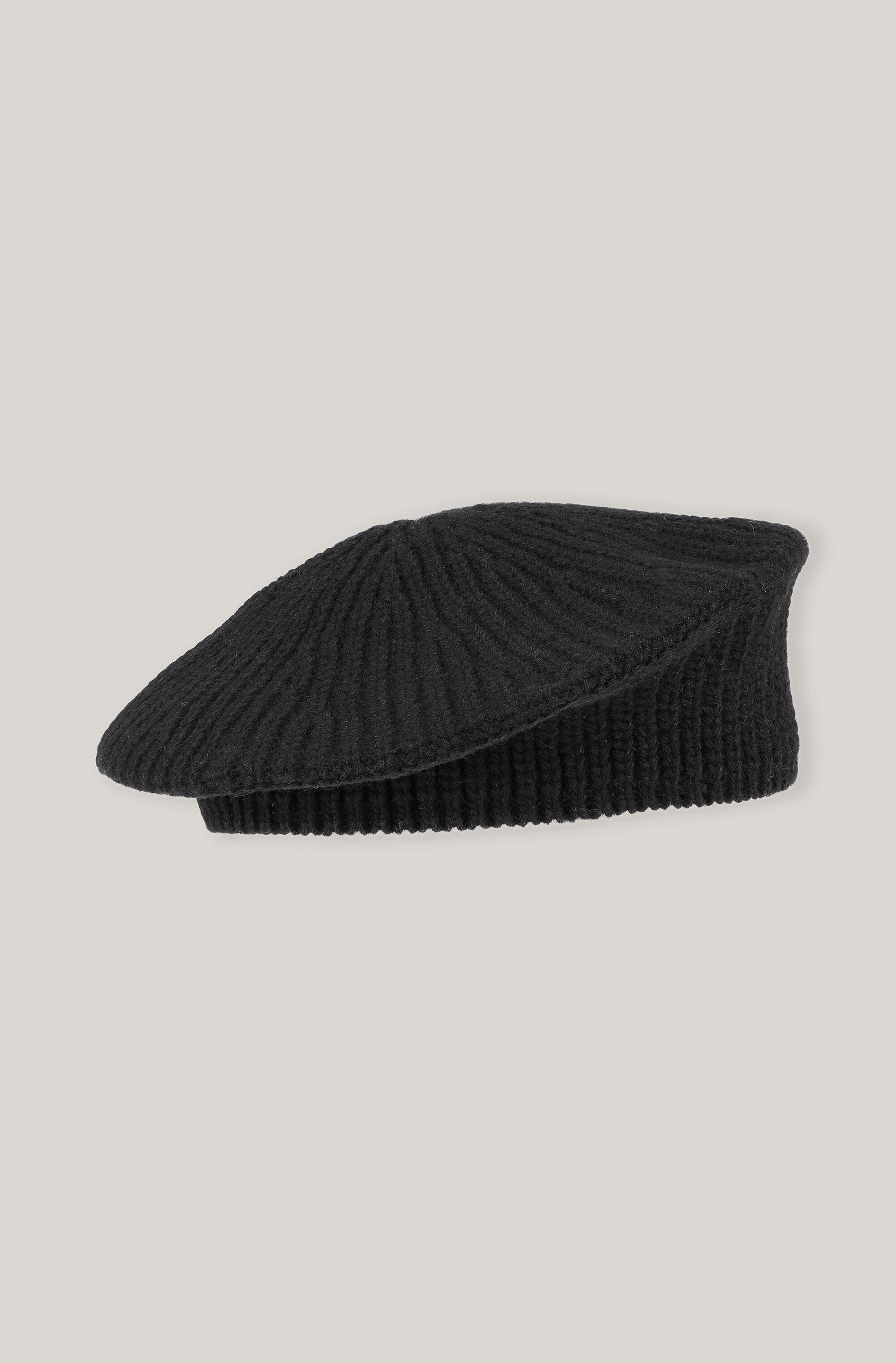 Recycled Wool Beret