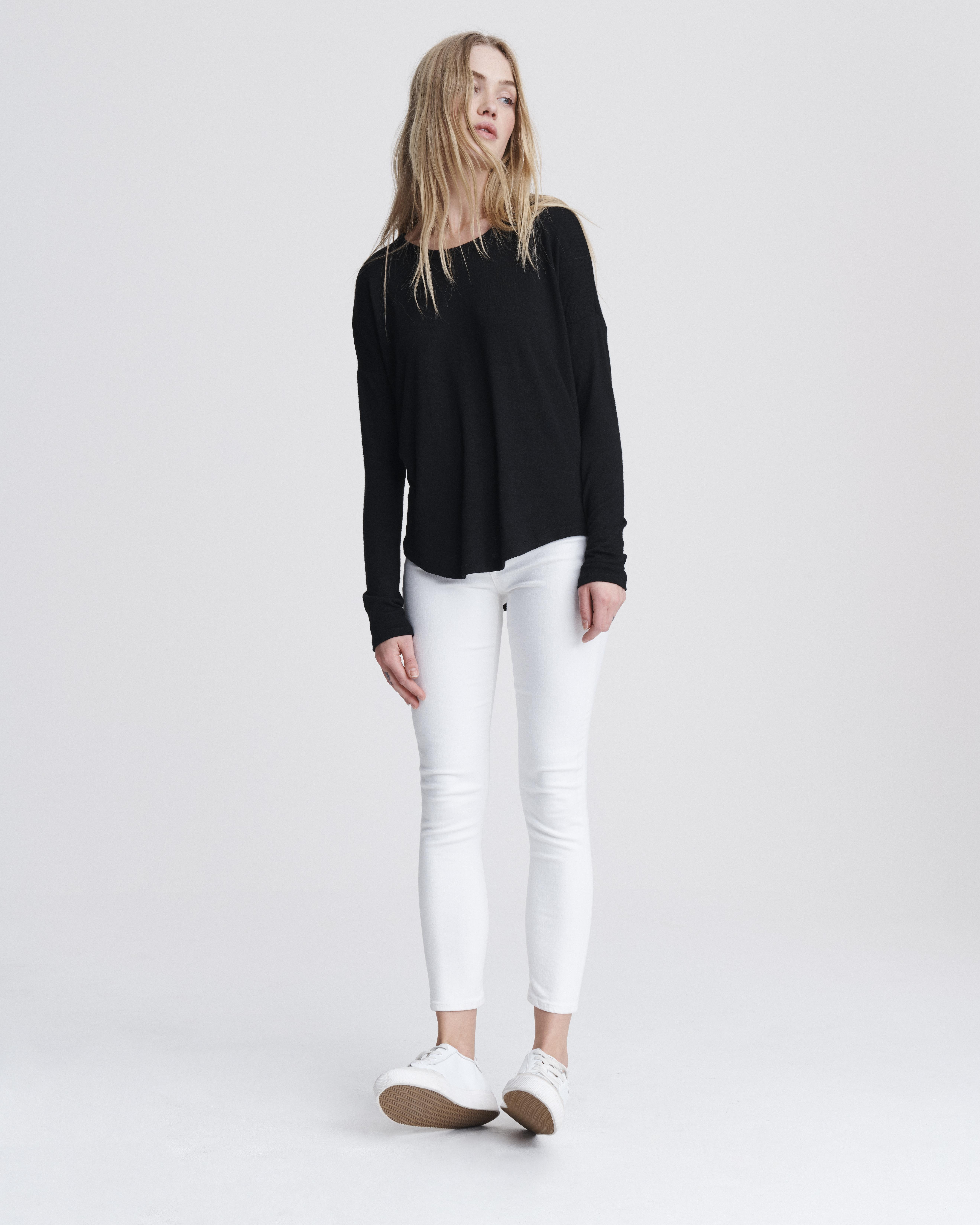The knit tee 3