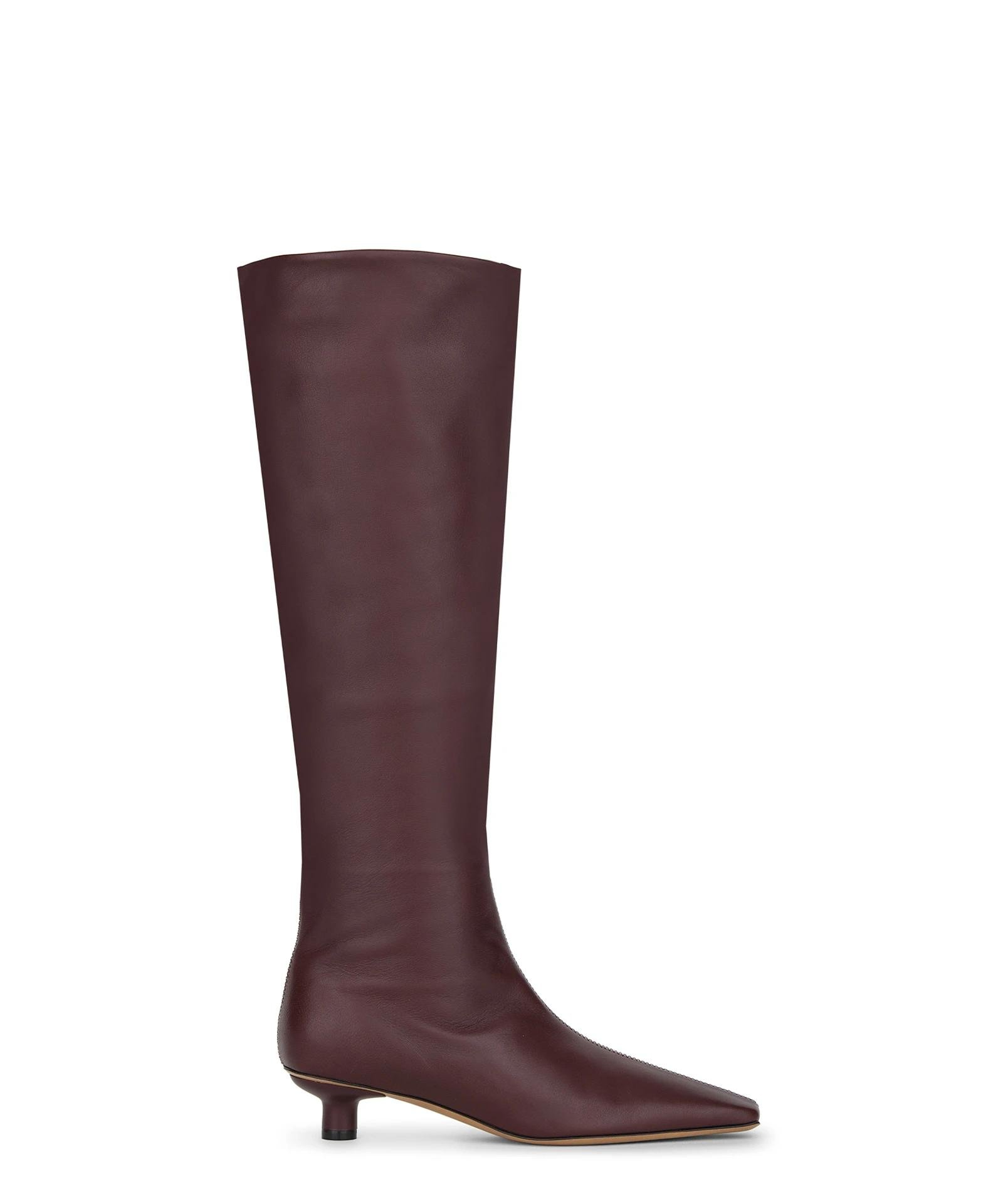 PIPPA - Knee boots - Color block