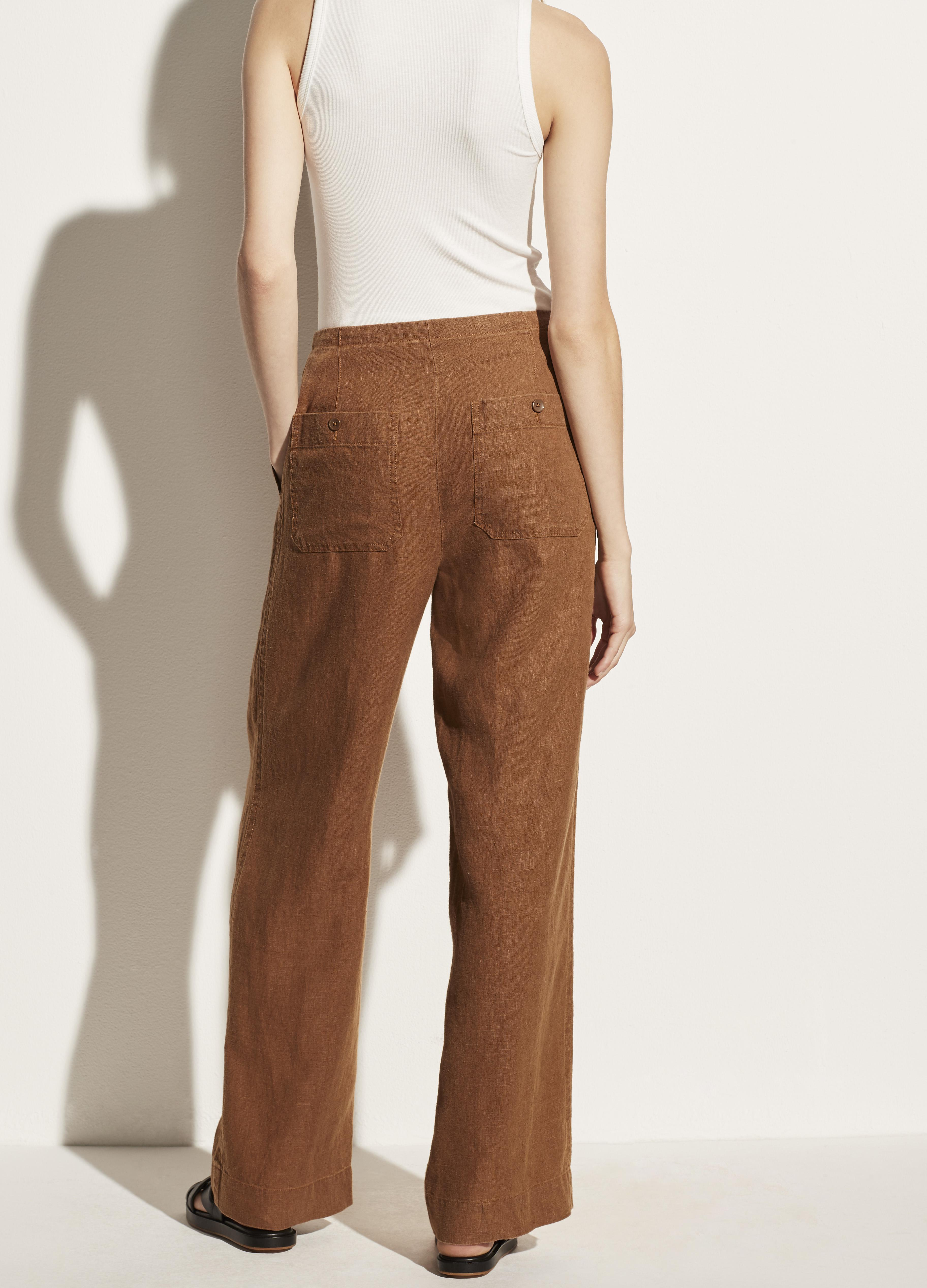 Tie Front Pull On Pant 2