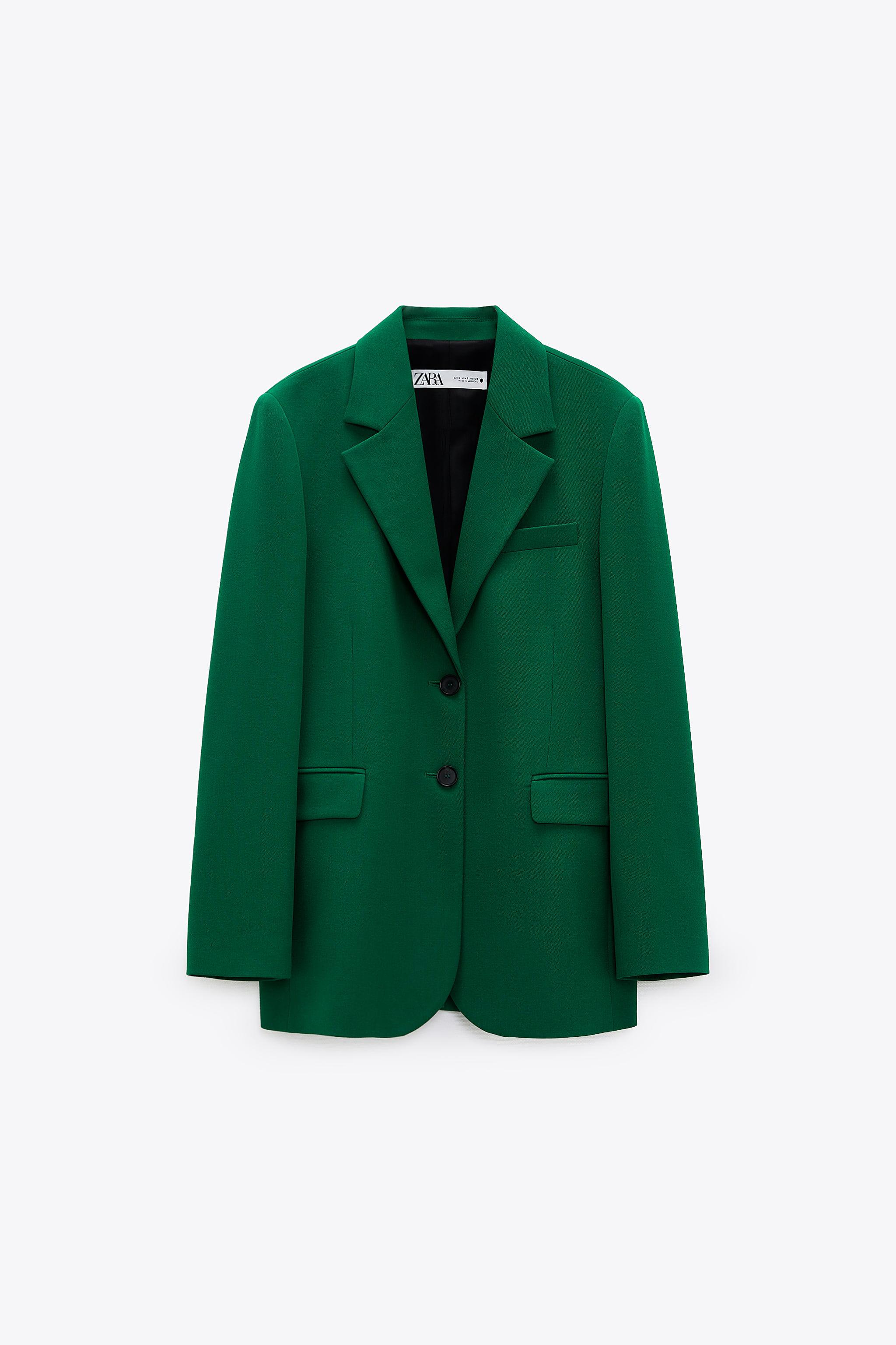 FITTED BLAZER WITH POCKETS 2