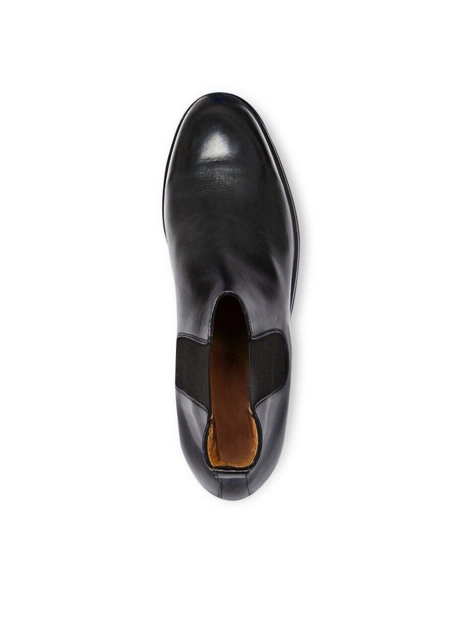 ODPEssentials Classic Chelsea Boot - Black Leather 4