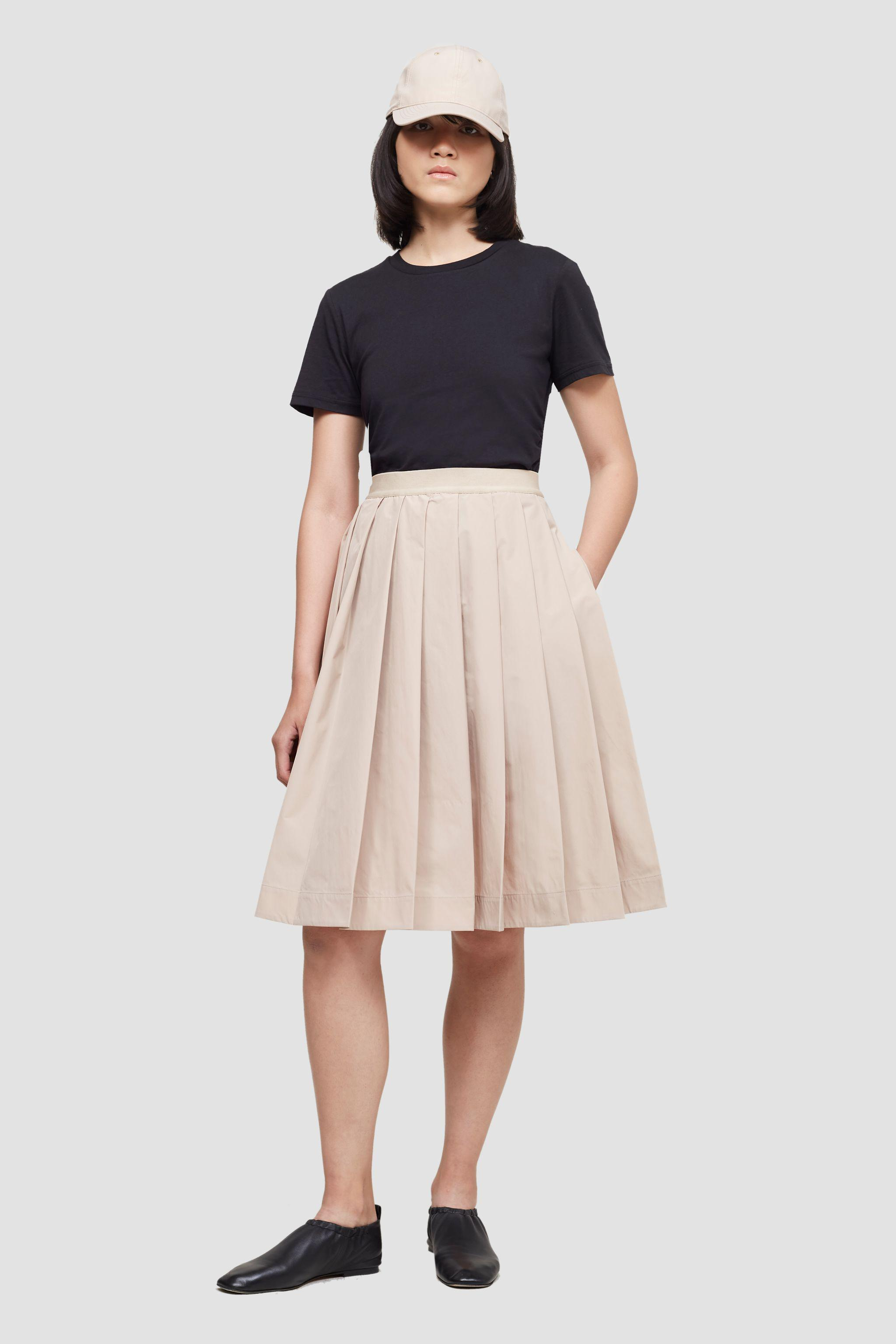 The Day Pleated Skirt