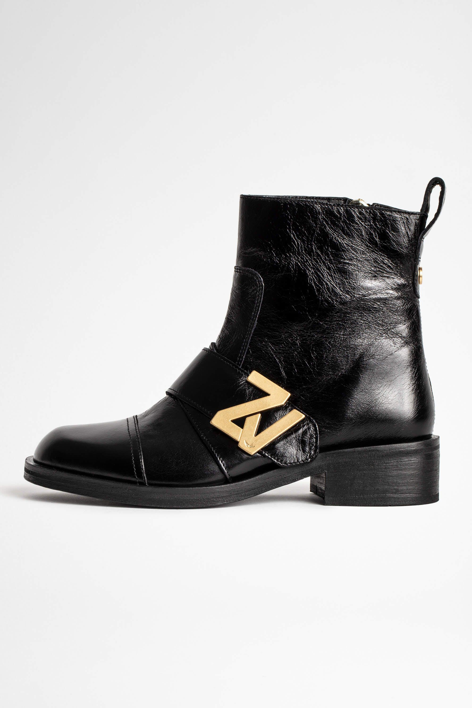 Empress Ankle Boots 0