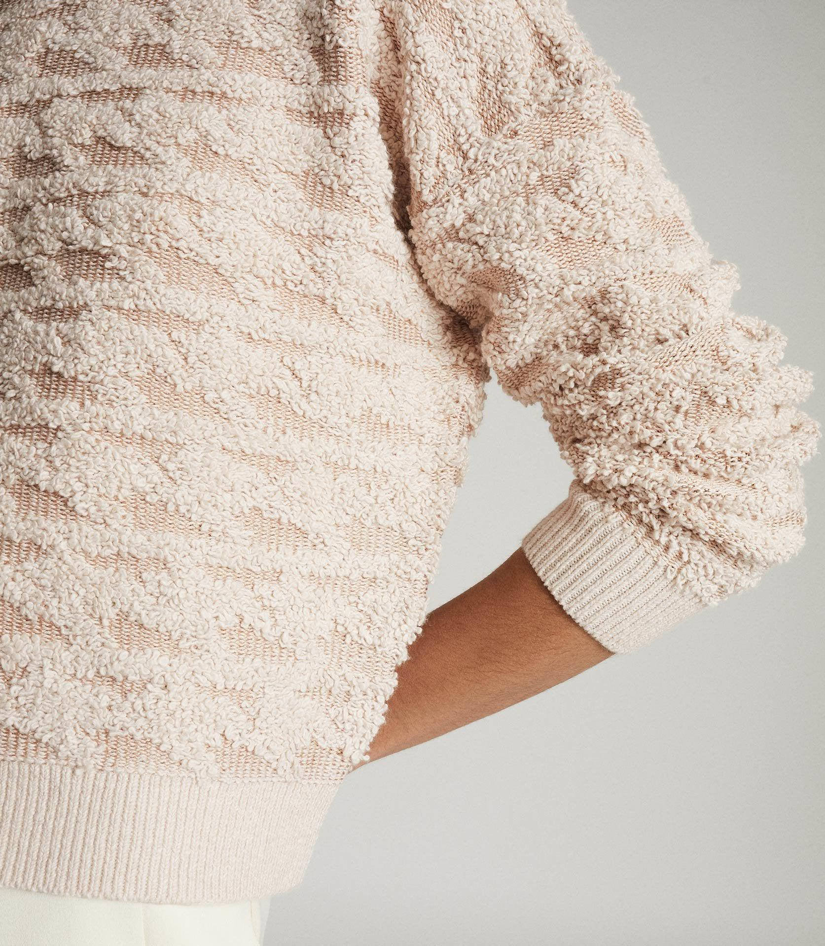 OTTO - TEXTURED PATTERNED JUMPER 4