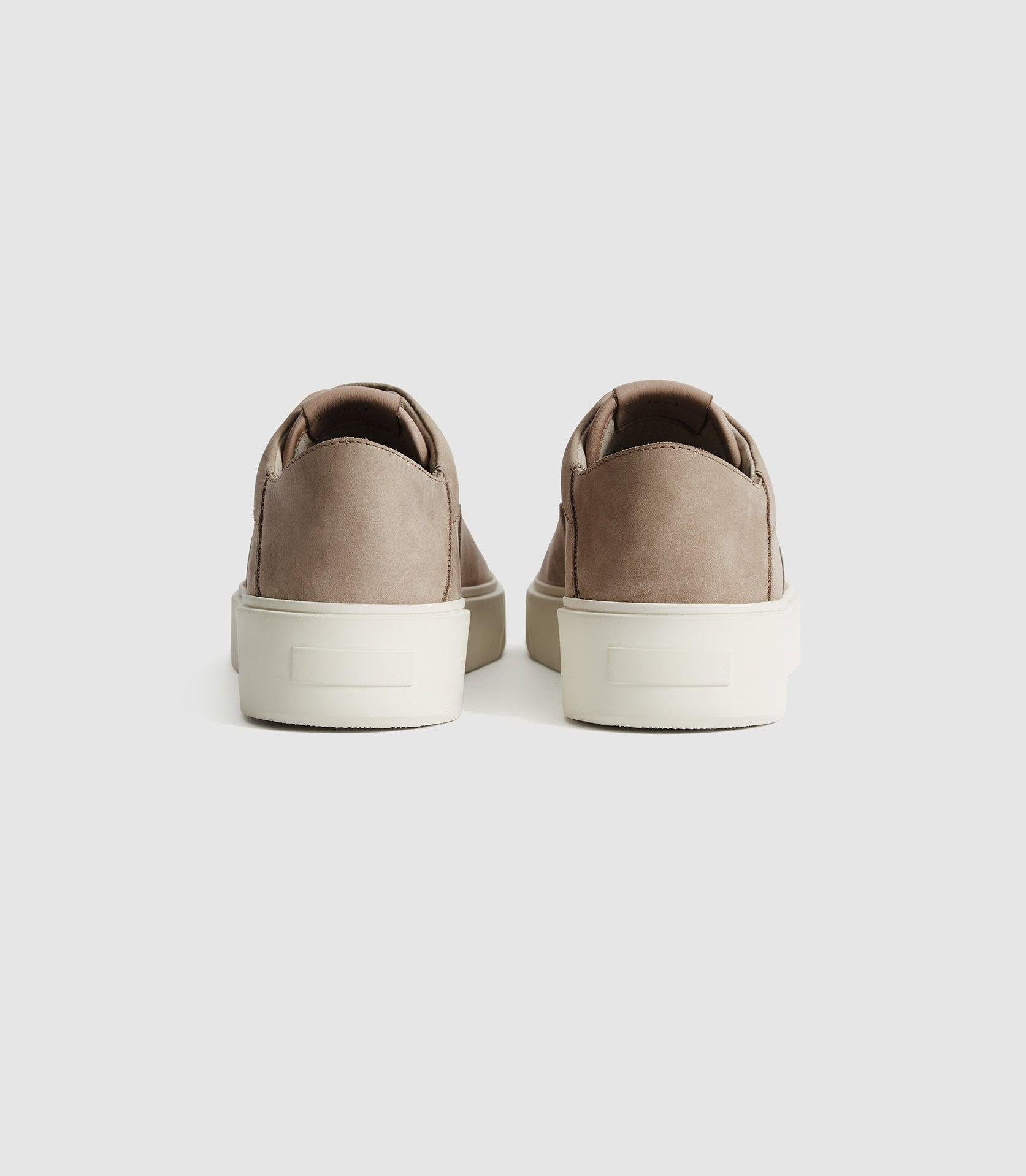 ACER - NUBUCK LACE UP TRAINERS 3