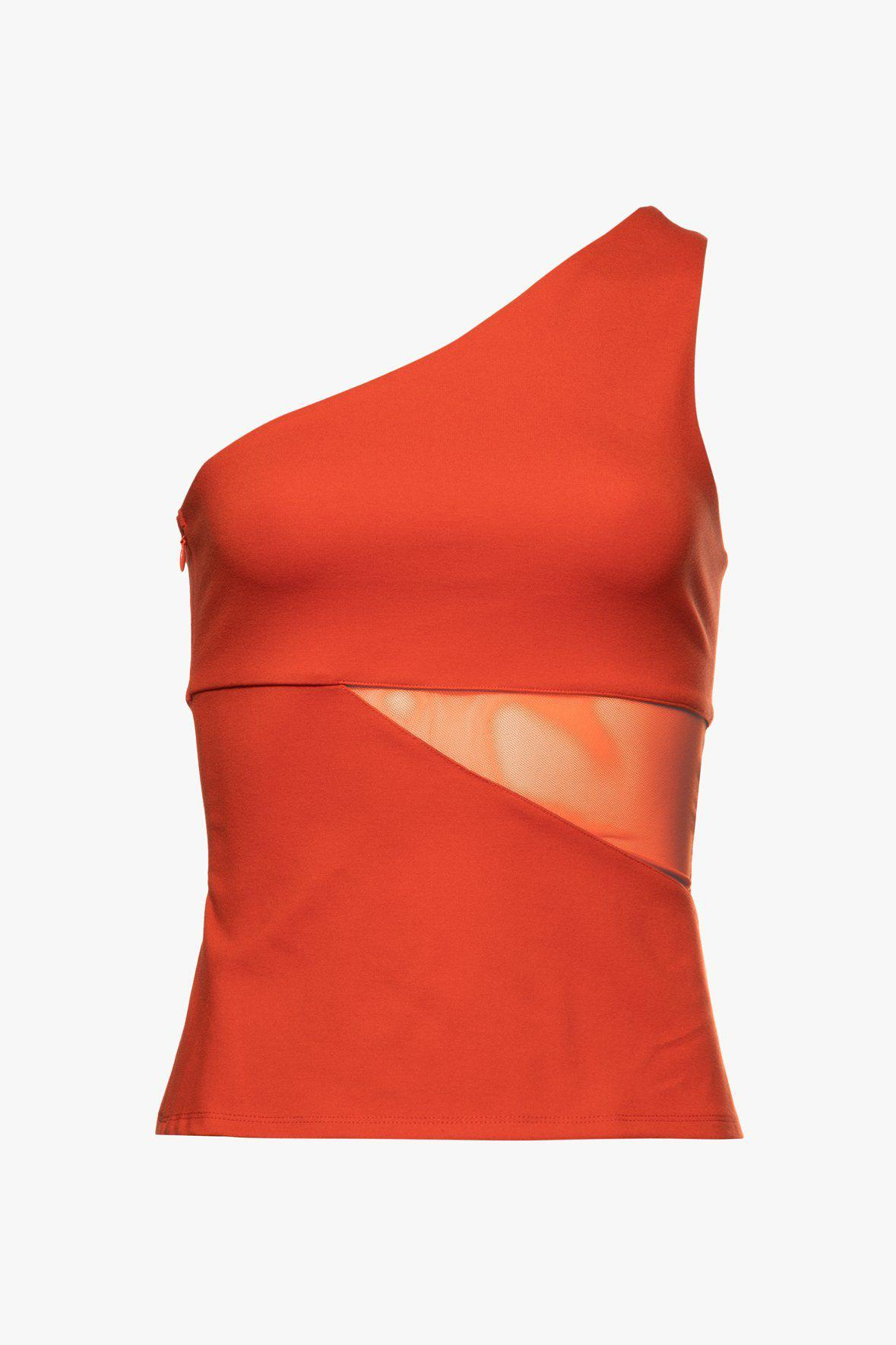 AETHER TOP   FIERY RED NECTARINE 5