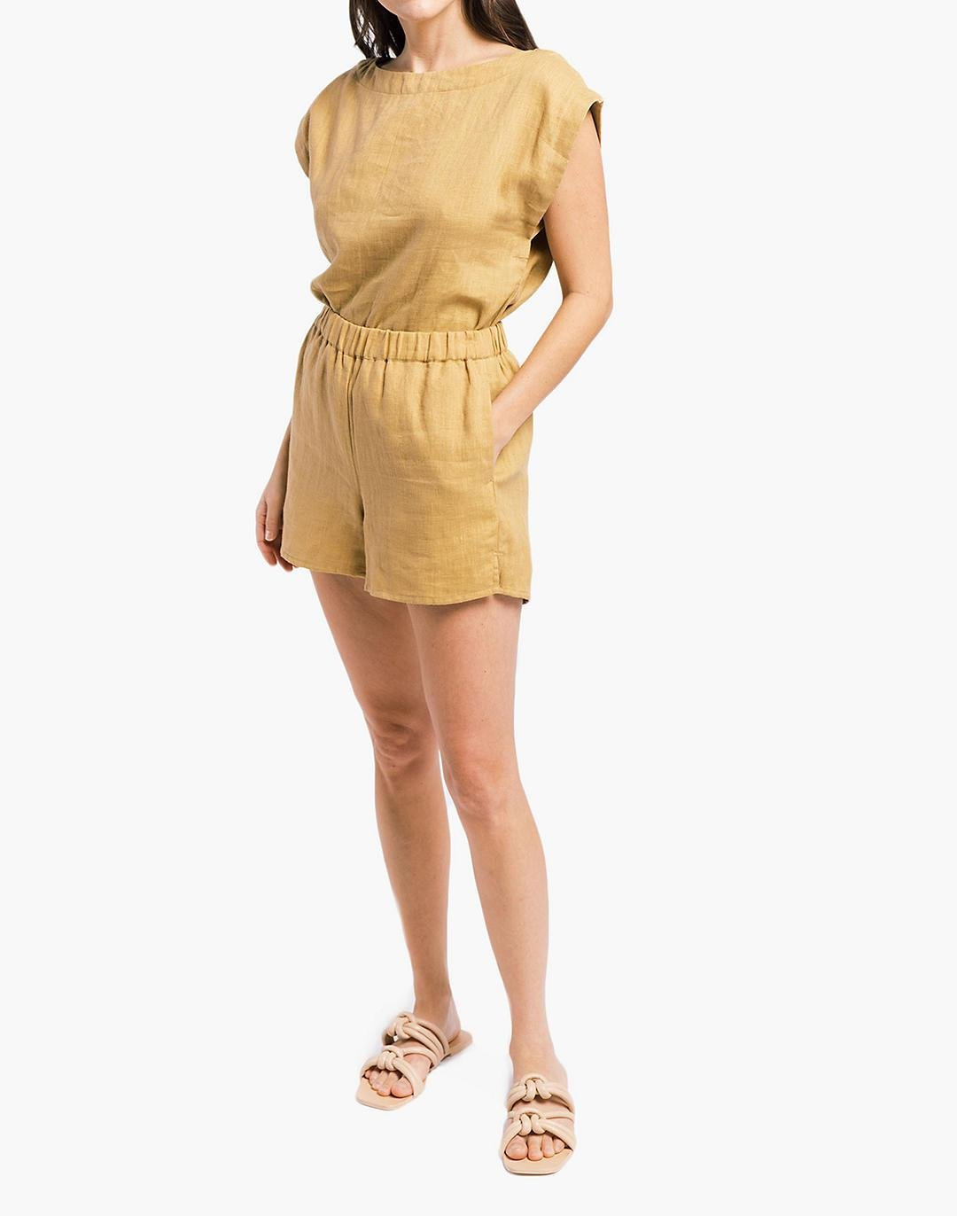 LAUDE the Label Everyday Short
