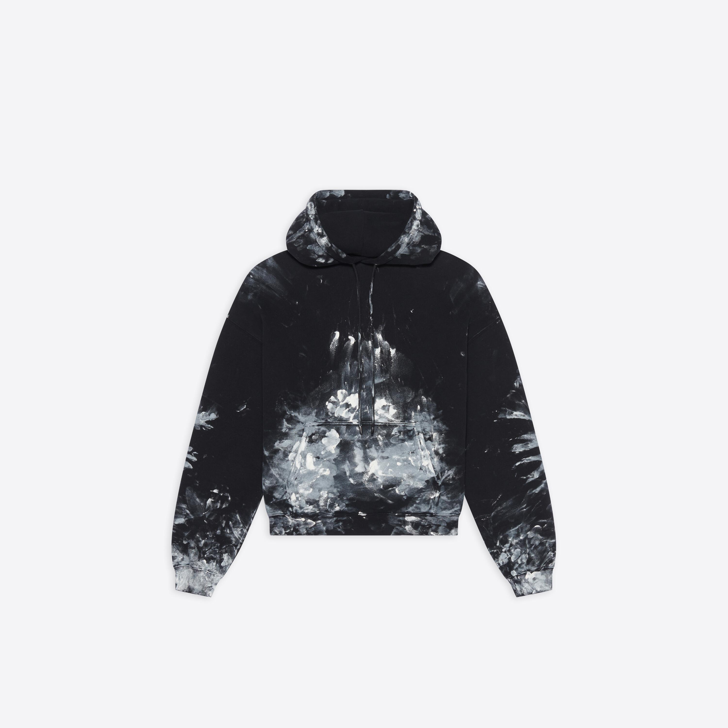 Painter Fitted Hoodie