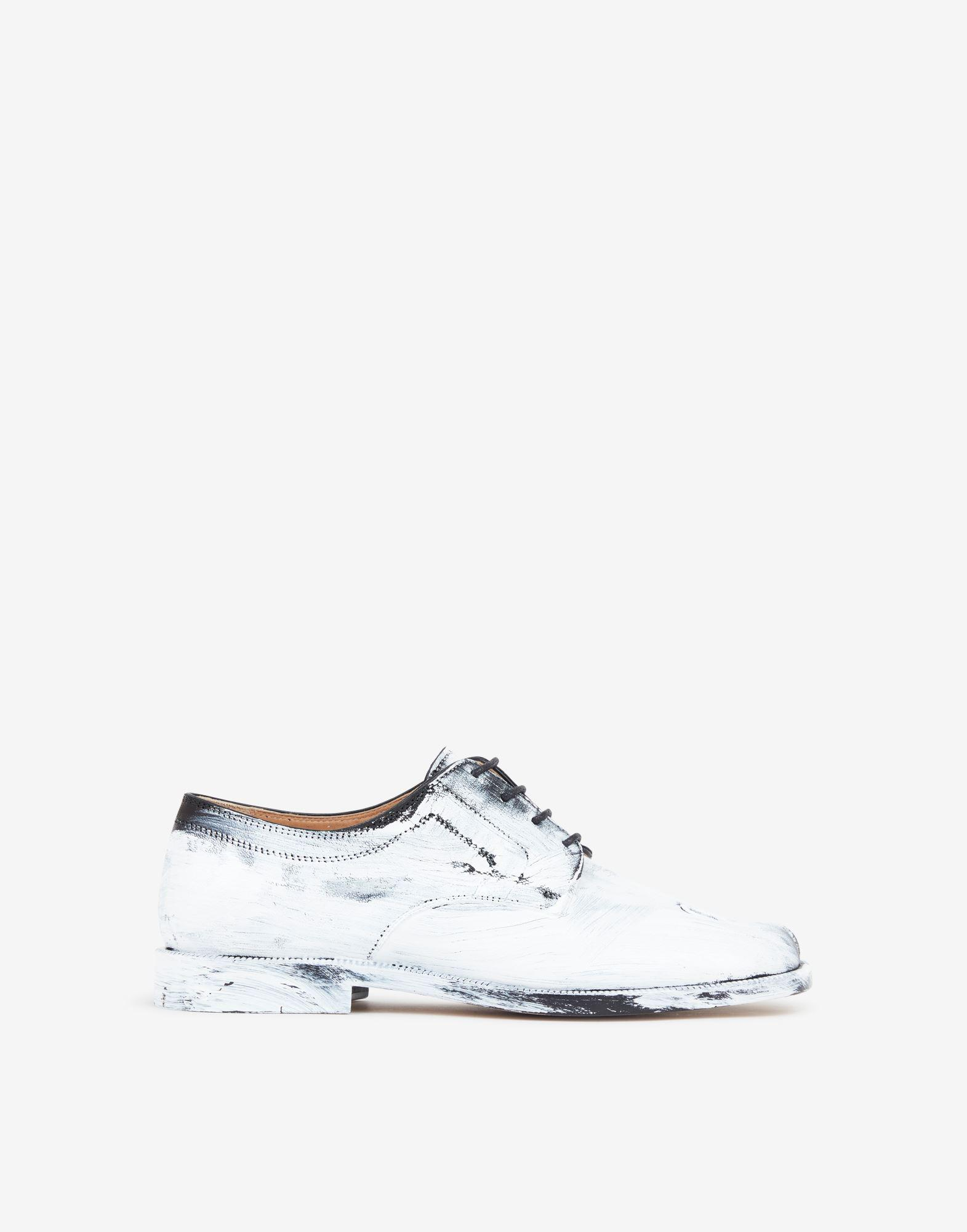 Tabi Bianchetto lace-up shoes
