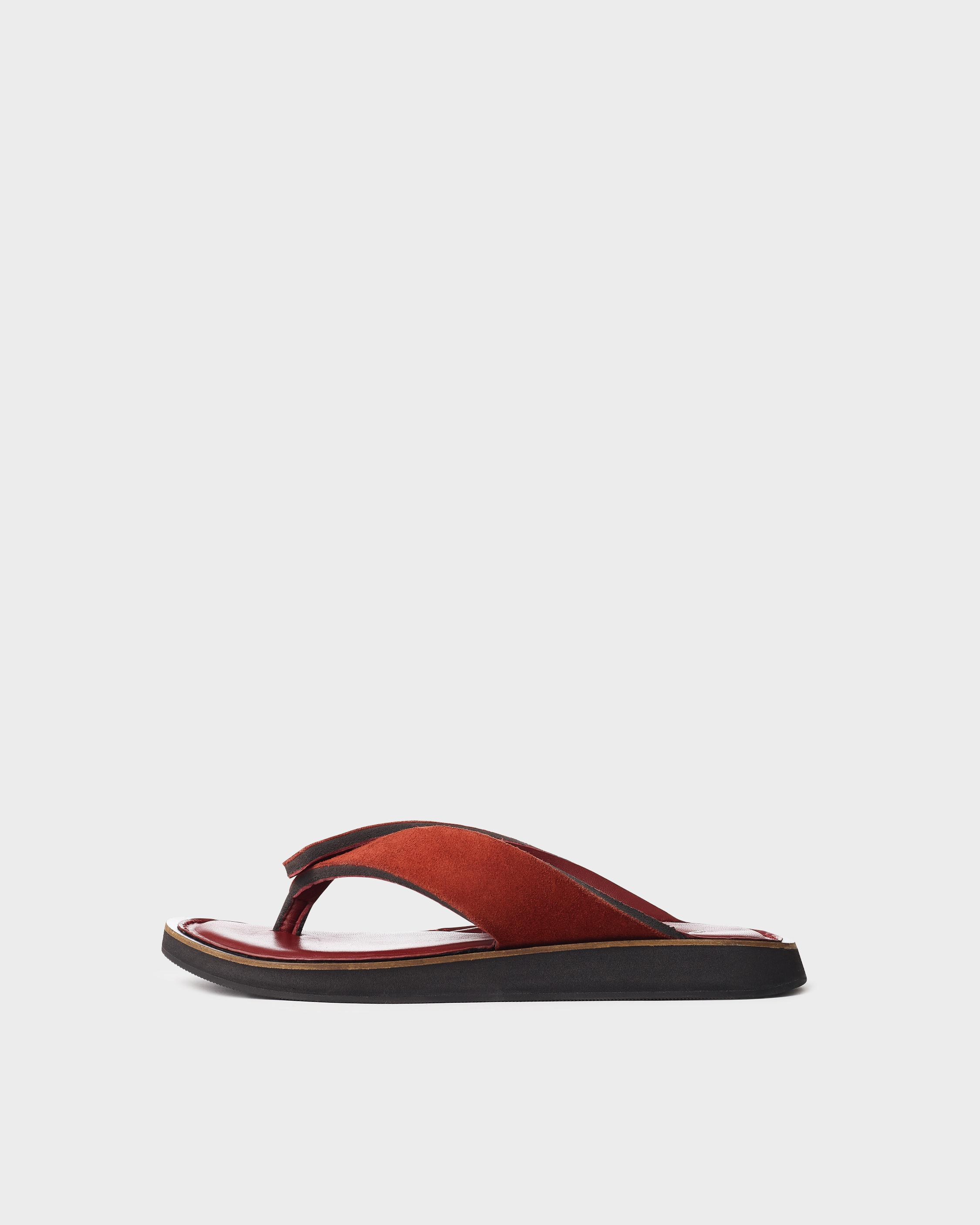 Parker thong - suede