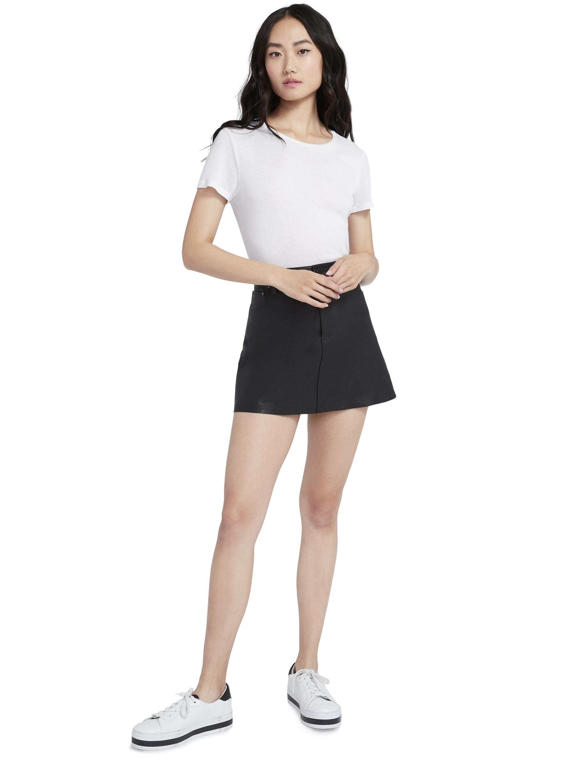 CINDY CLASSIC CROPPED TEE 4