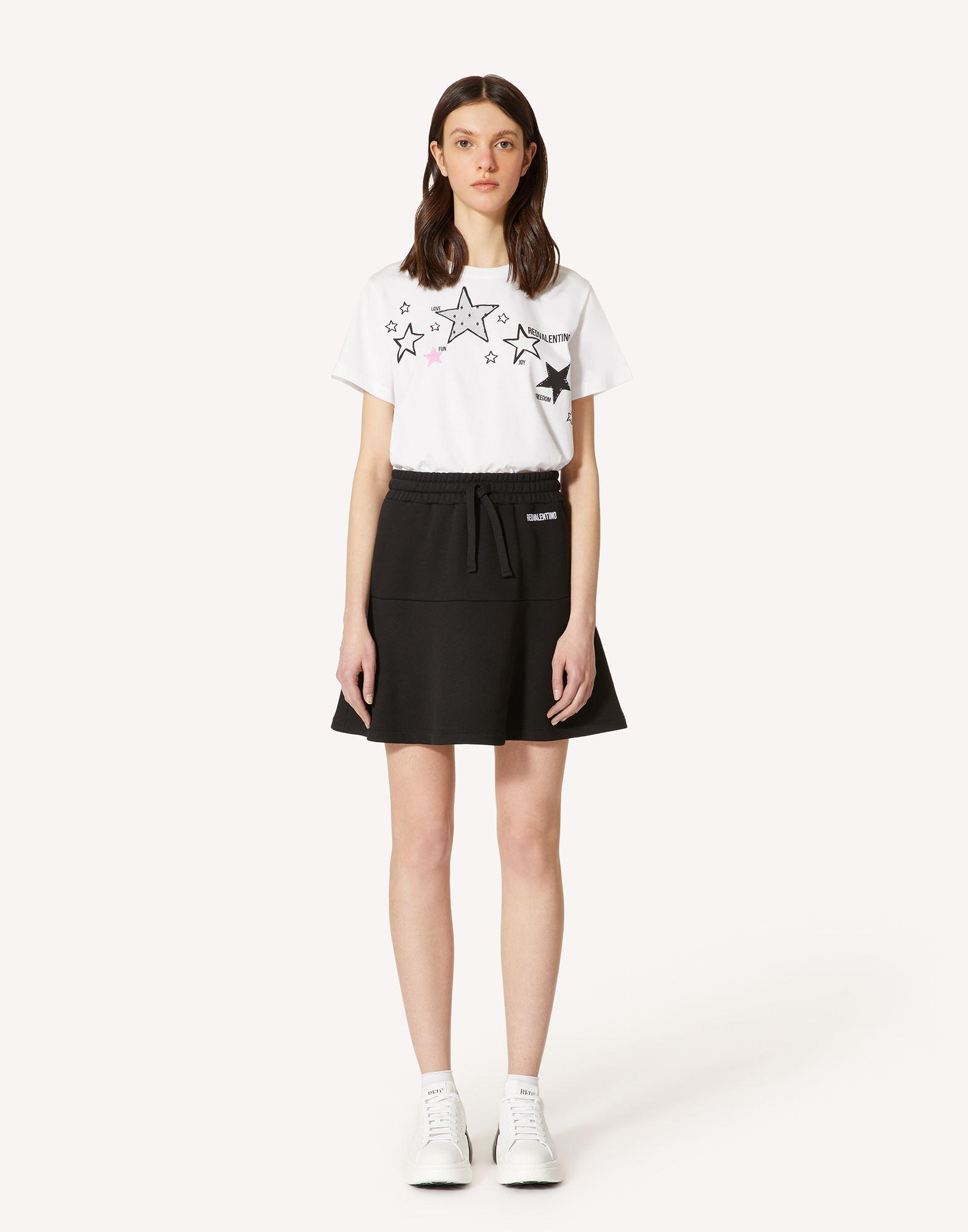 LIMITED EDITION JERSEY SKIRT