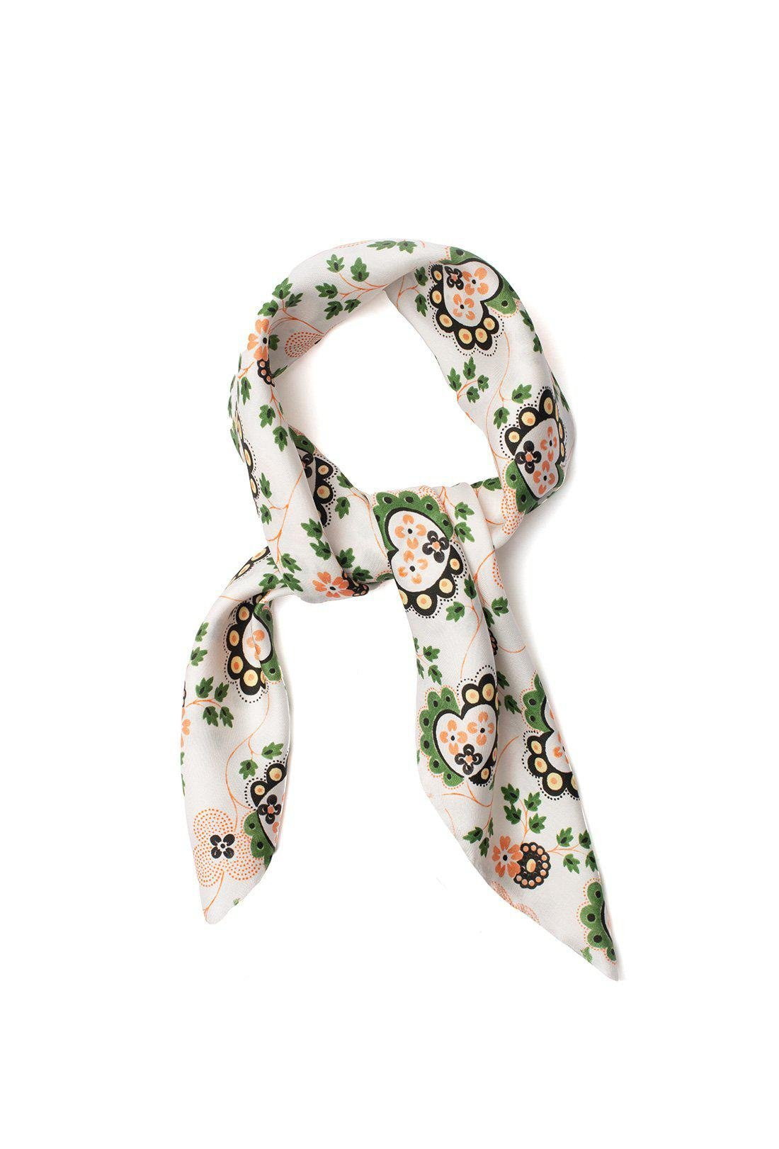 Florence Scarf - Hearts