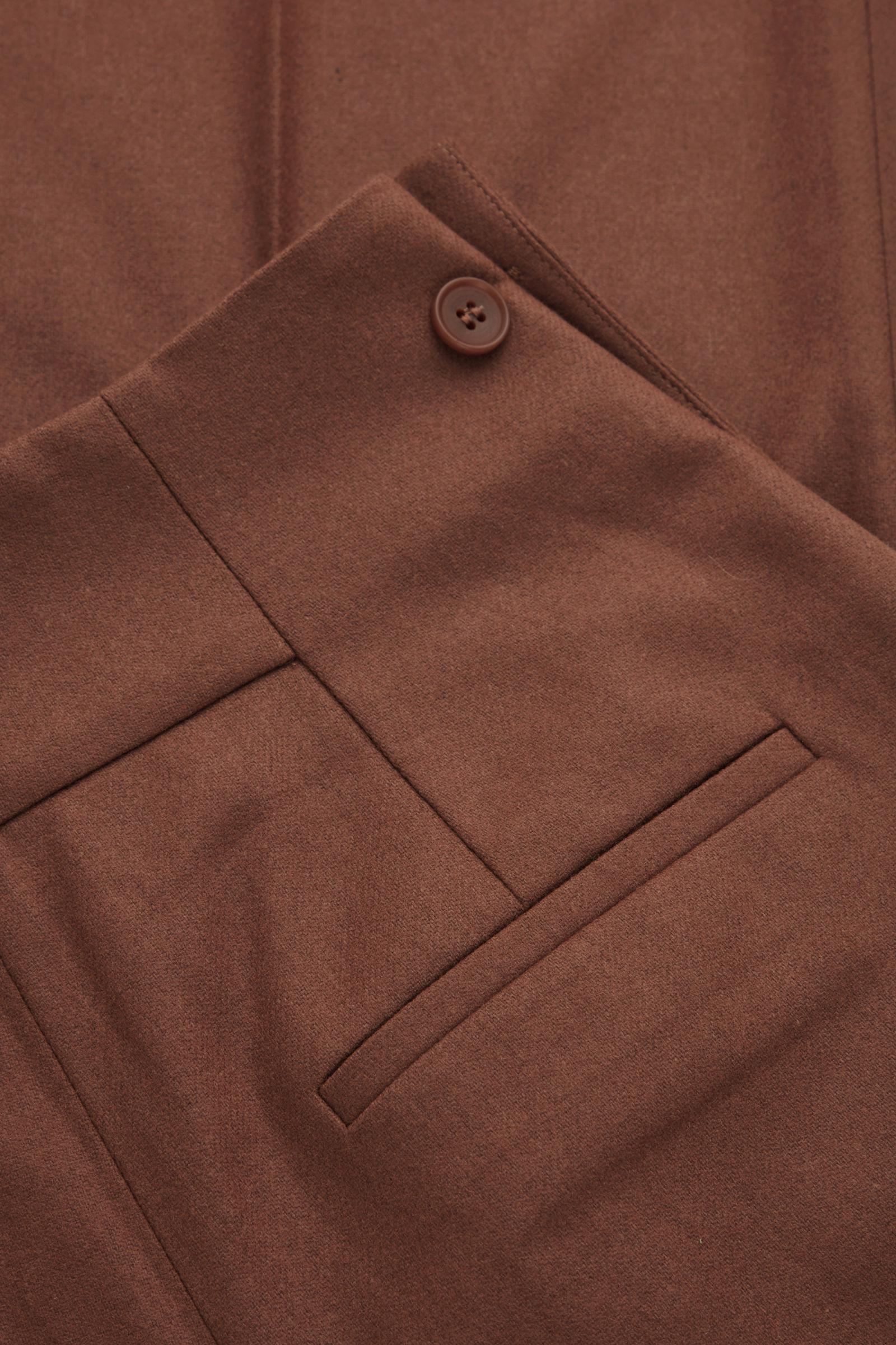 WOOL-CASHMERE TAILORED PANTS 6