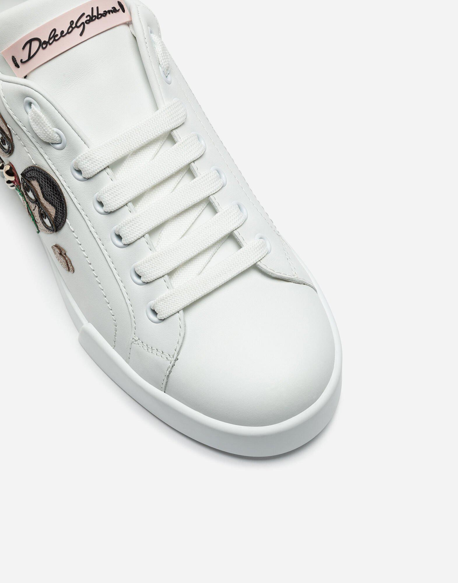Portofino sneakers with patch 1