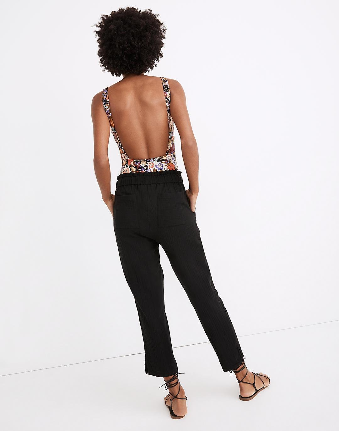 Beach Cover-Up Track Trousers 2