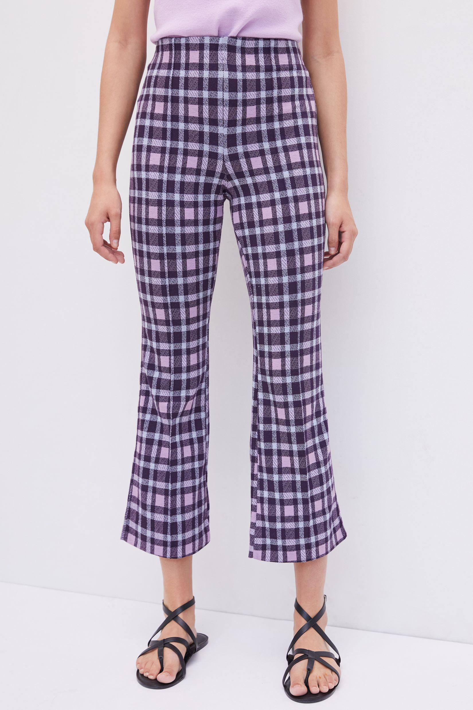 Maeve Cropped Flare Pants 2