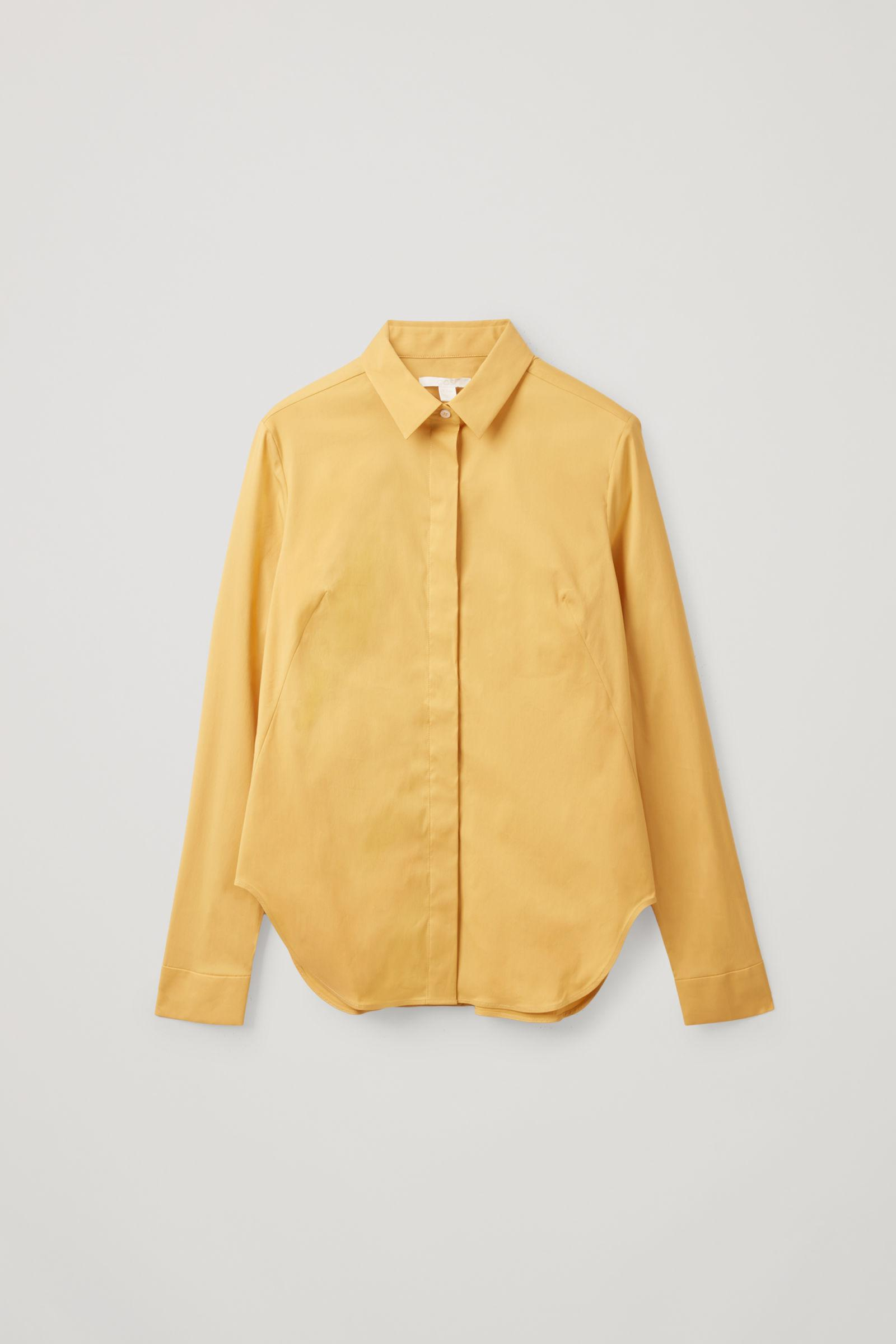 SLIM FITTED SHIRT 5