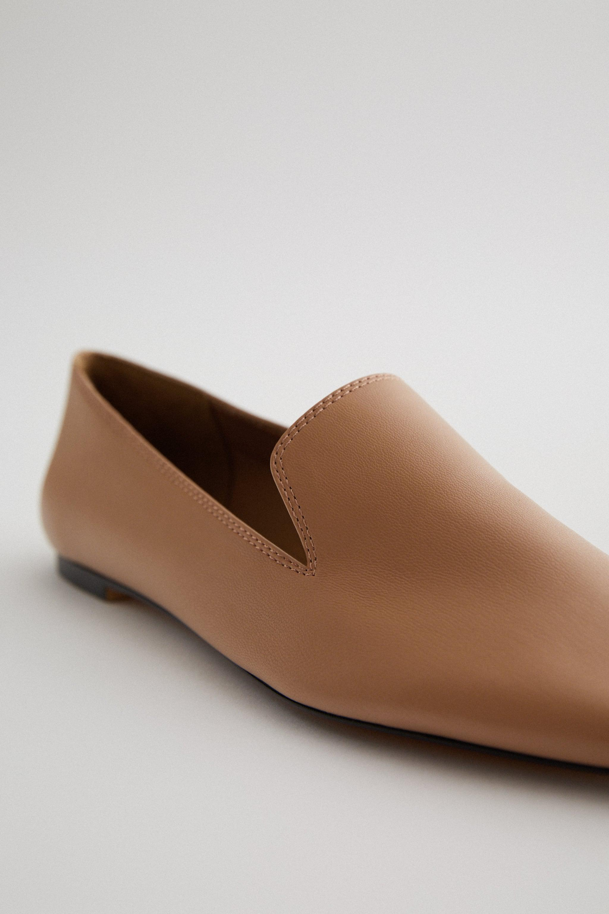 SQUARE TOE LOAFERS 3