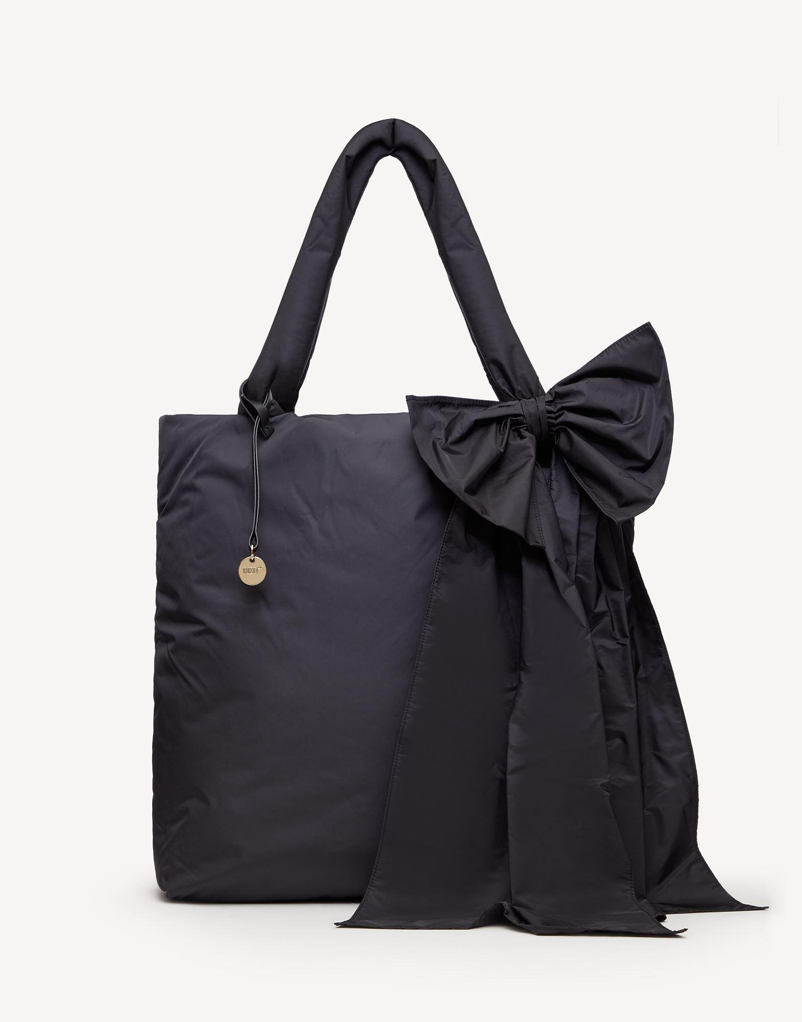 KNOT ME UP TOTE BAG