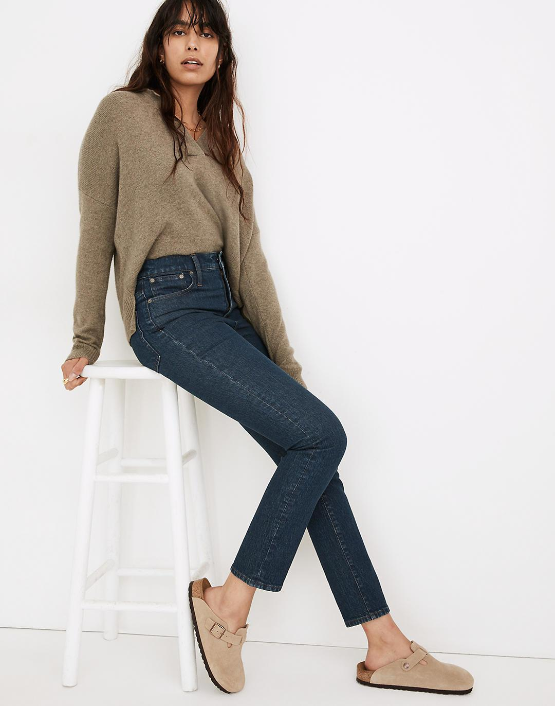 The Perfect Vintage Jean in Haight Wash
