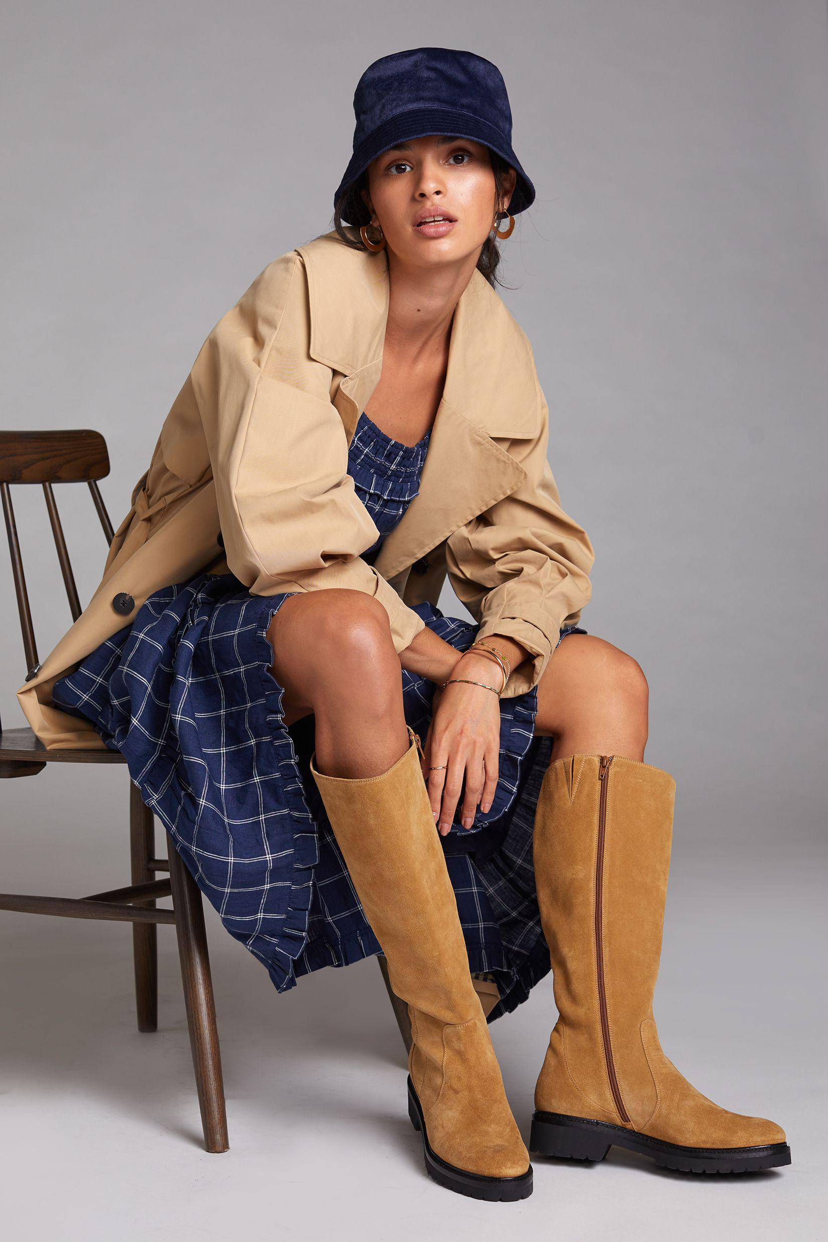 Classic Knee-High Boots