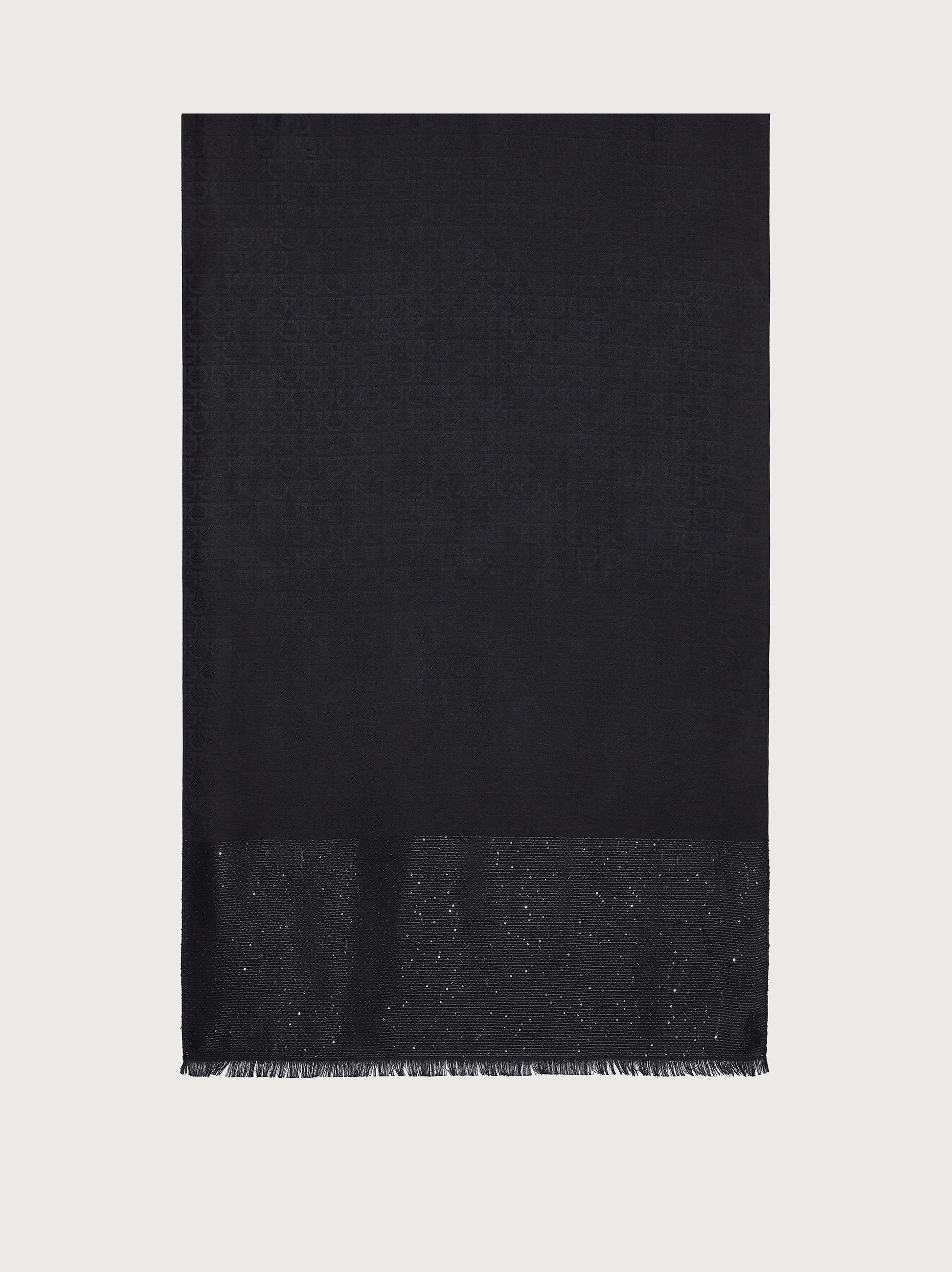 GANCINI SEQUINED STOLE