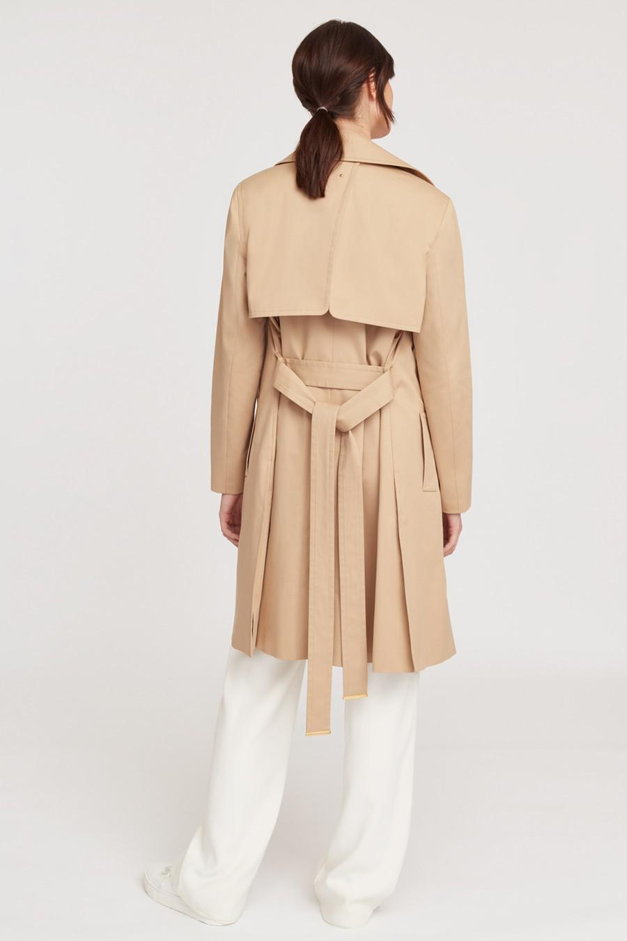 Women's Classic Trench in Wheat | Size: 3