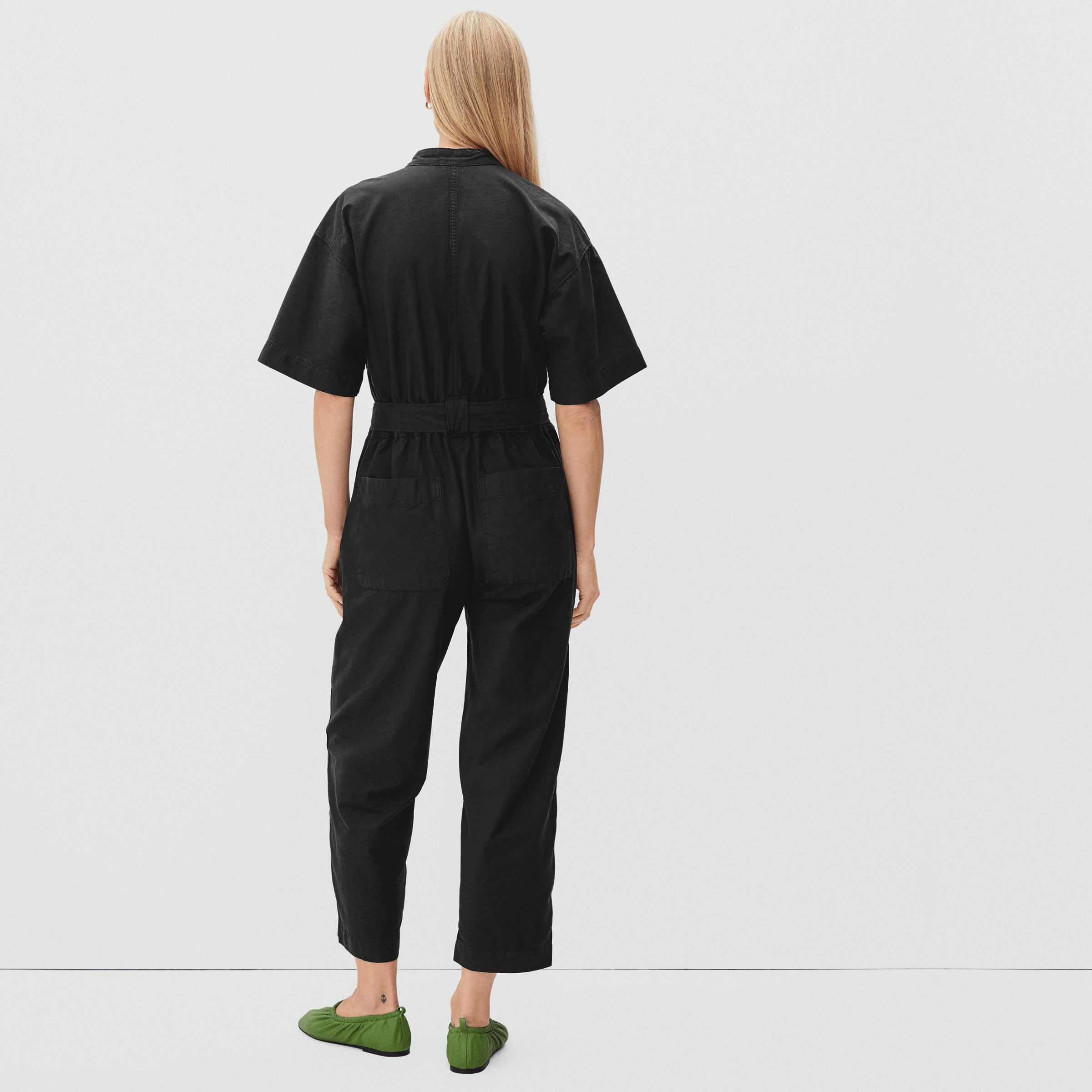 The Fatigue Short-Sleeve Jumpsuit 2