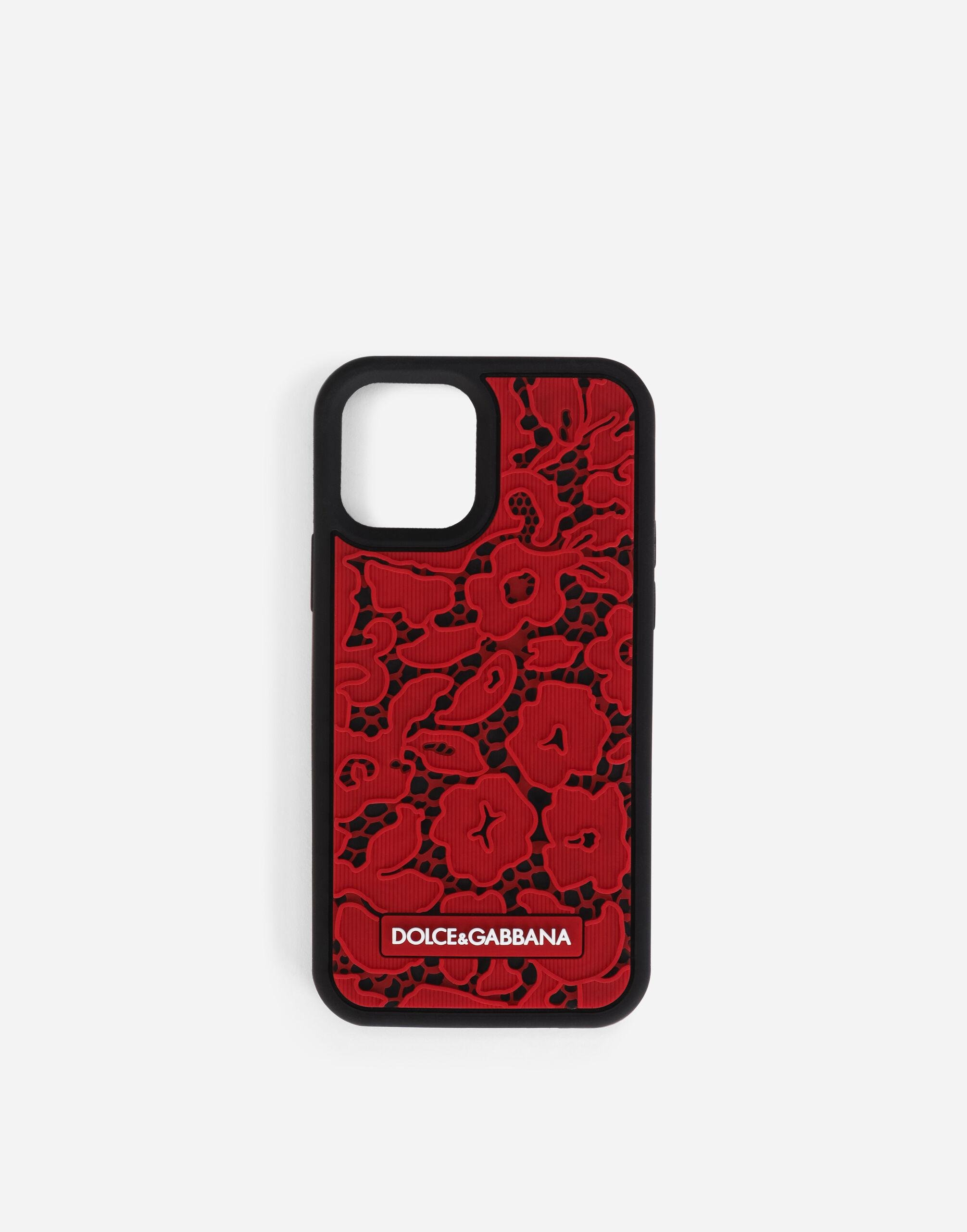 Lace rubber iPhone 12/12 Pro cover
