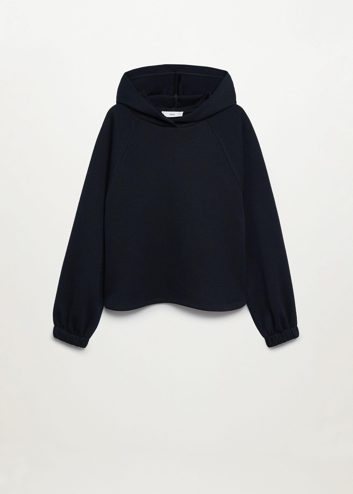 Cotton hoodie 9