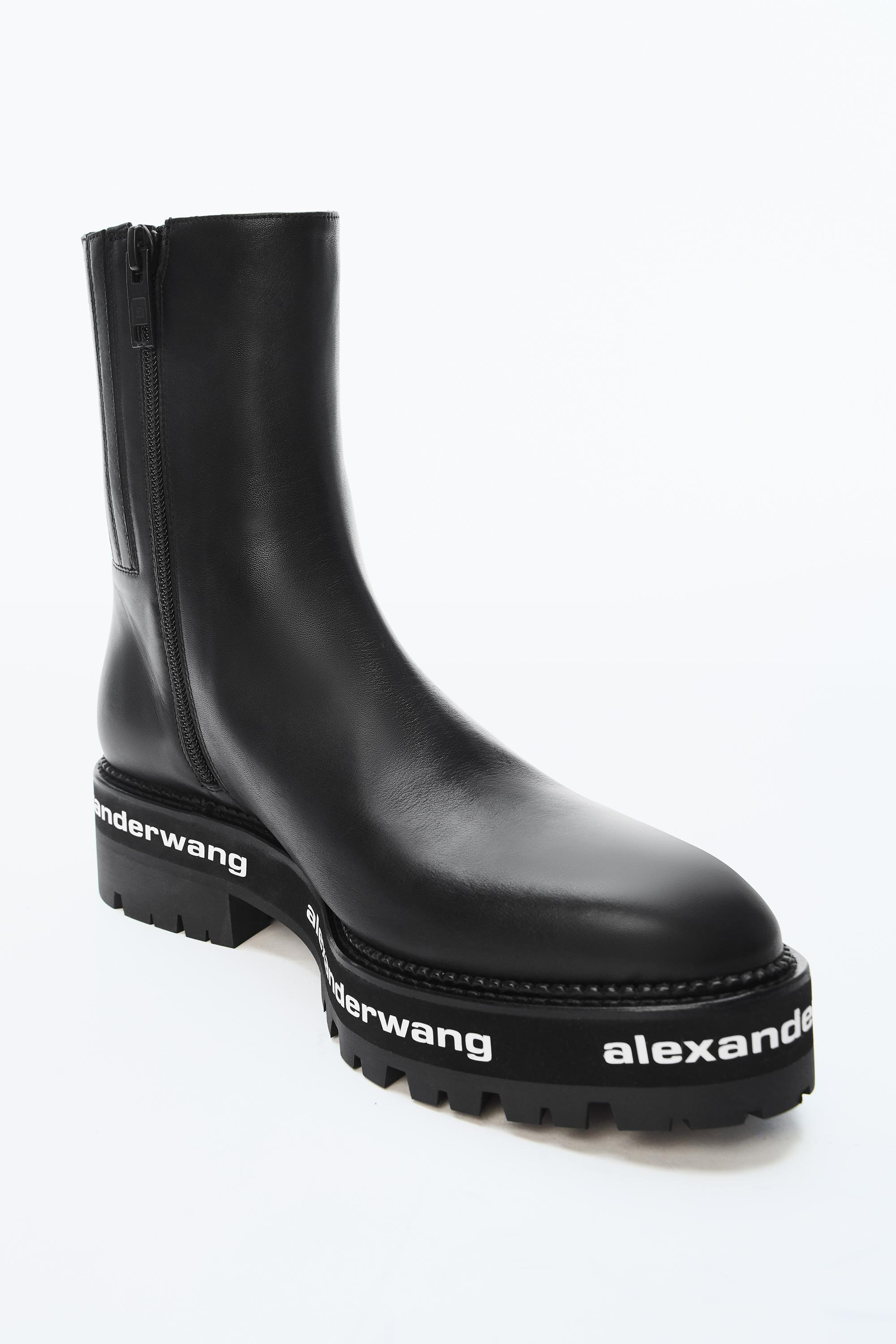 sanford leather boot 1