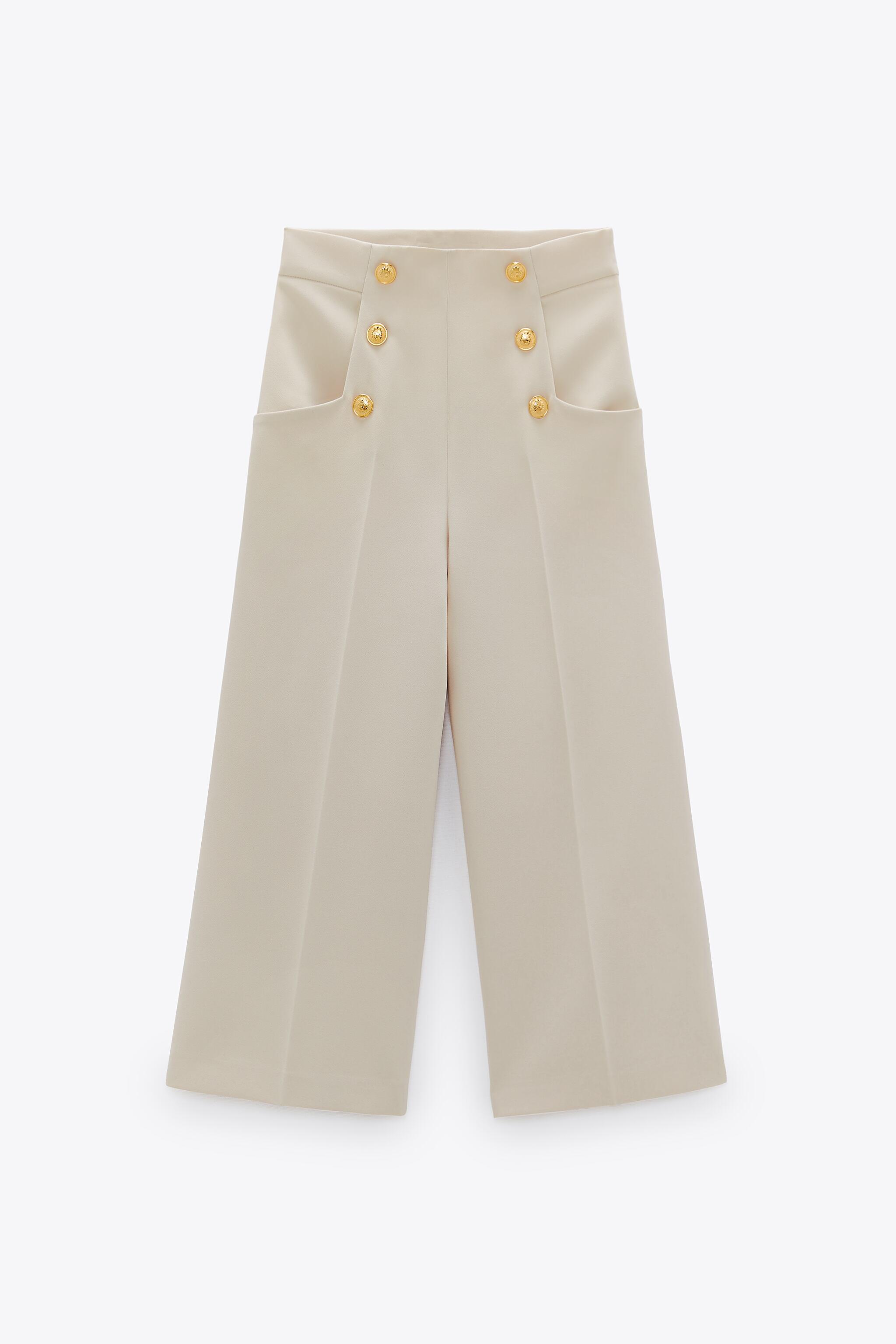 BUTTONED CULOTTES 5