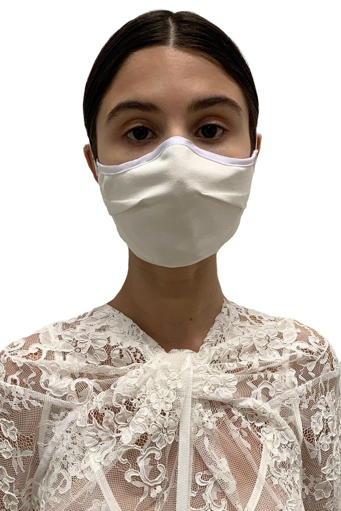 Off-white Darted Face Mask 2