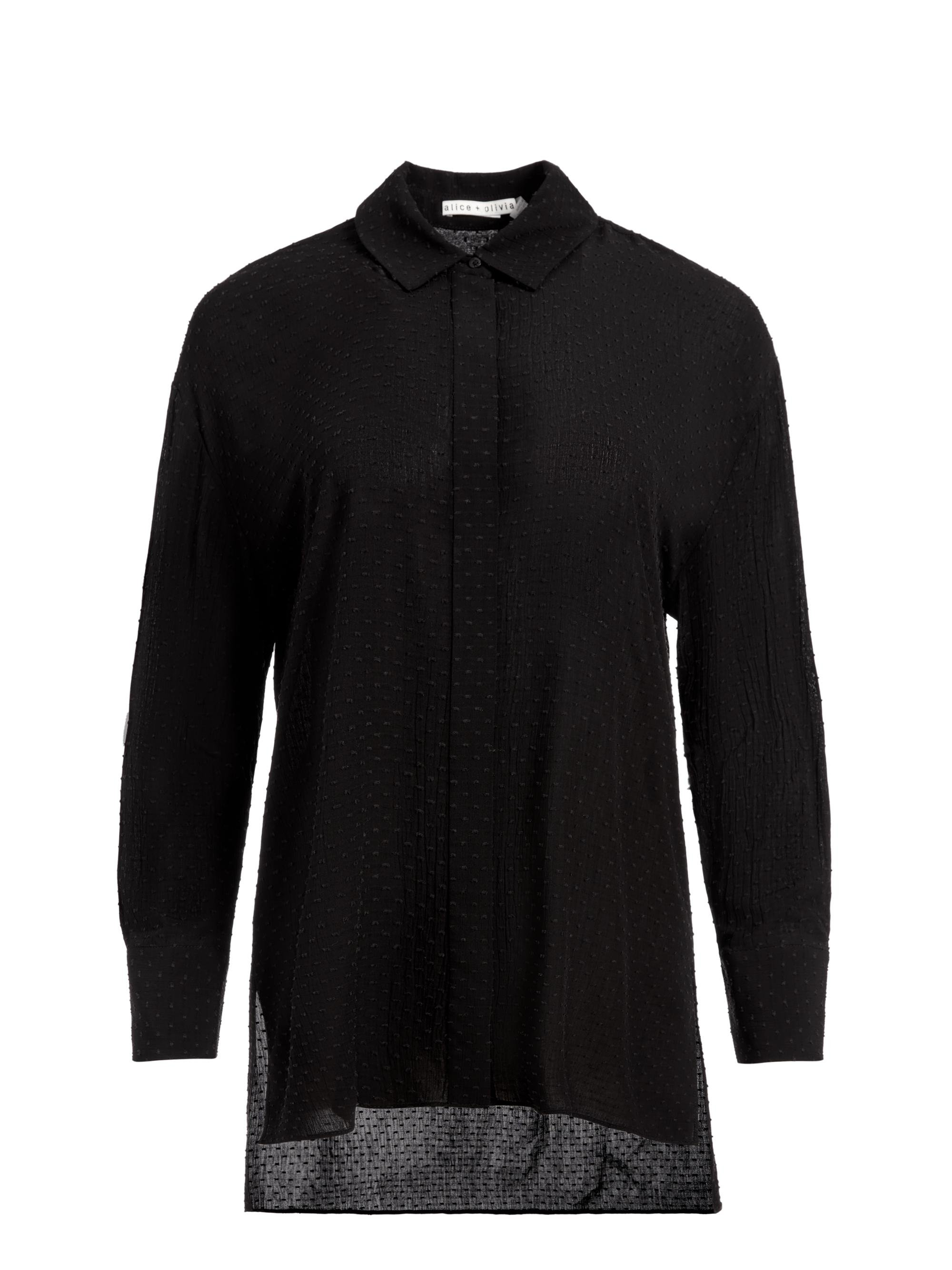 DIMITRA HIGH LOW BUTTON DOWN 4