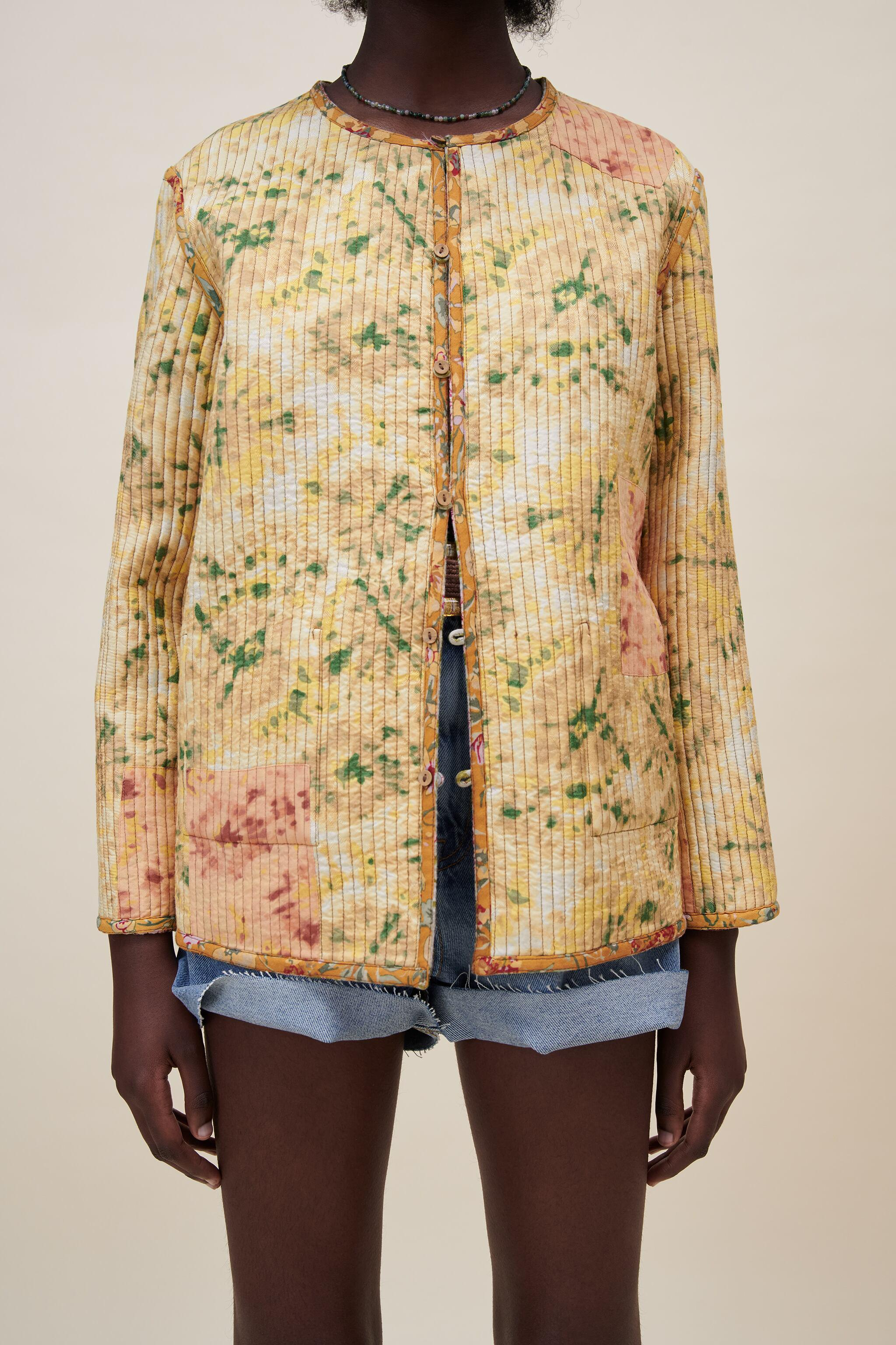 REVERSIBLE CARDIGAN LIMITED EDITION 3