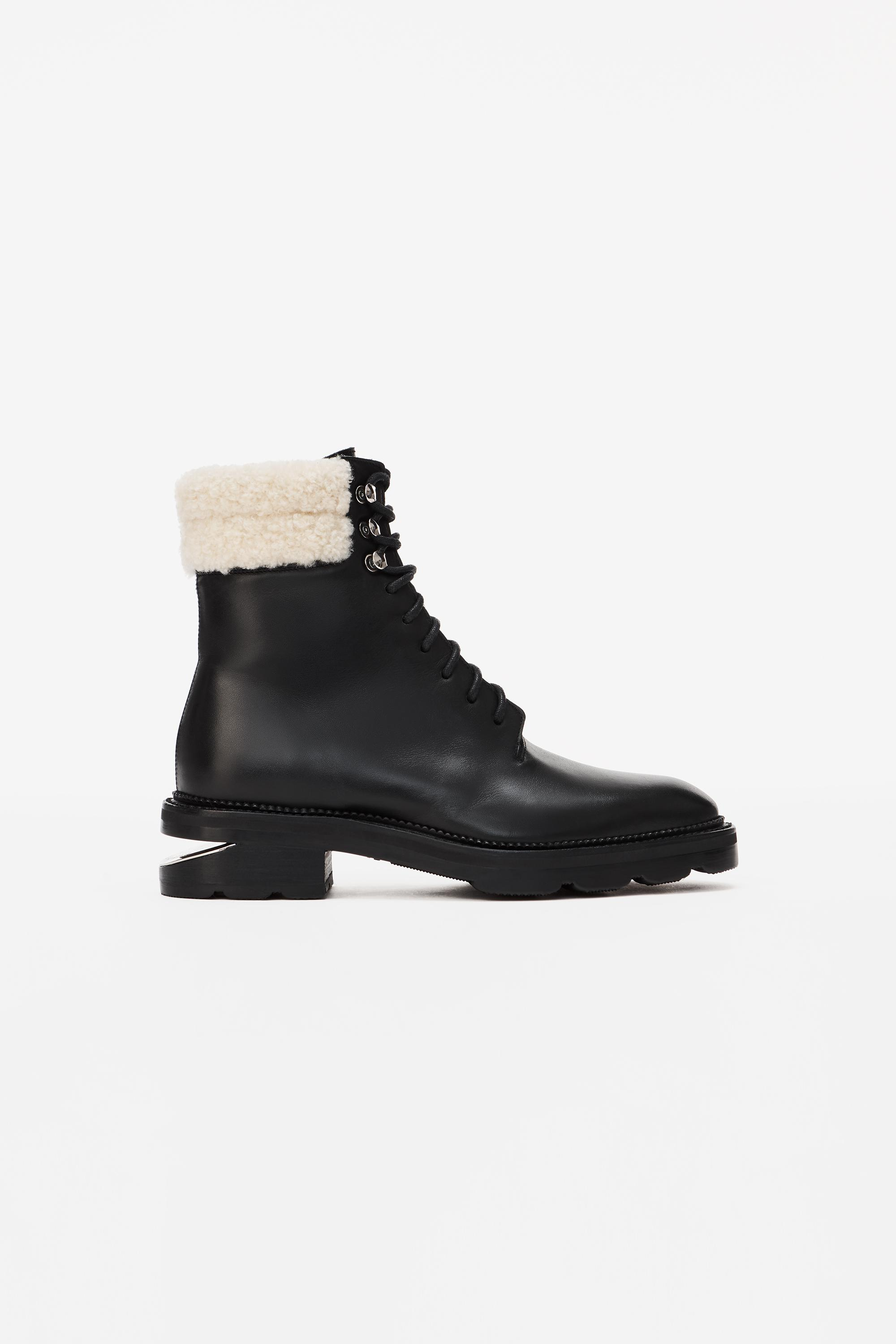 andy shearling boot
