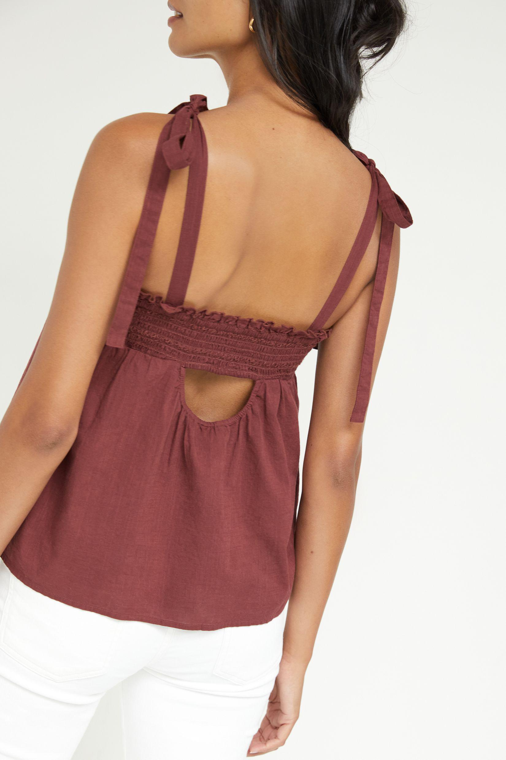 Embroidered Swing Tank 3