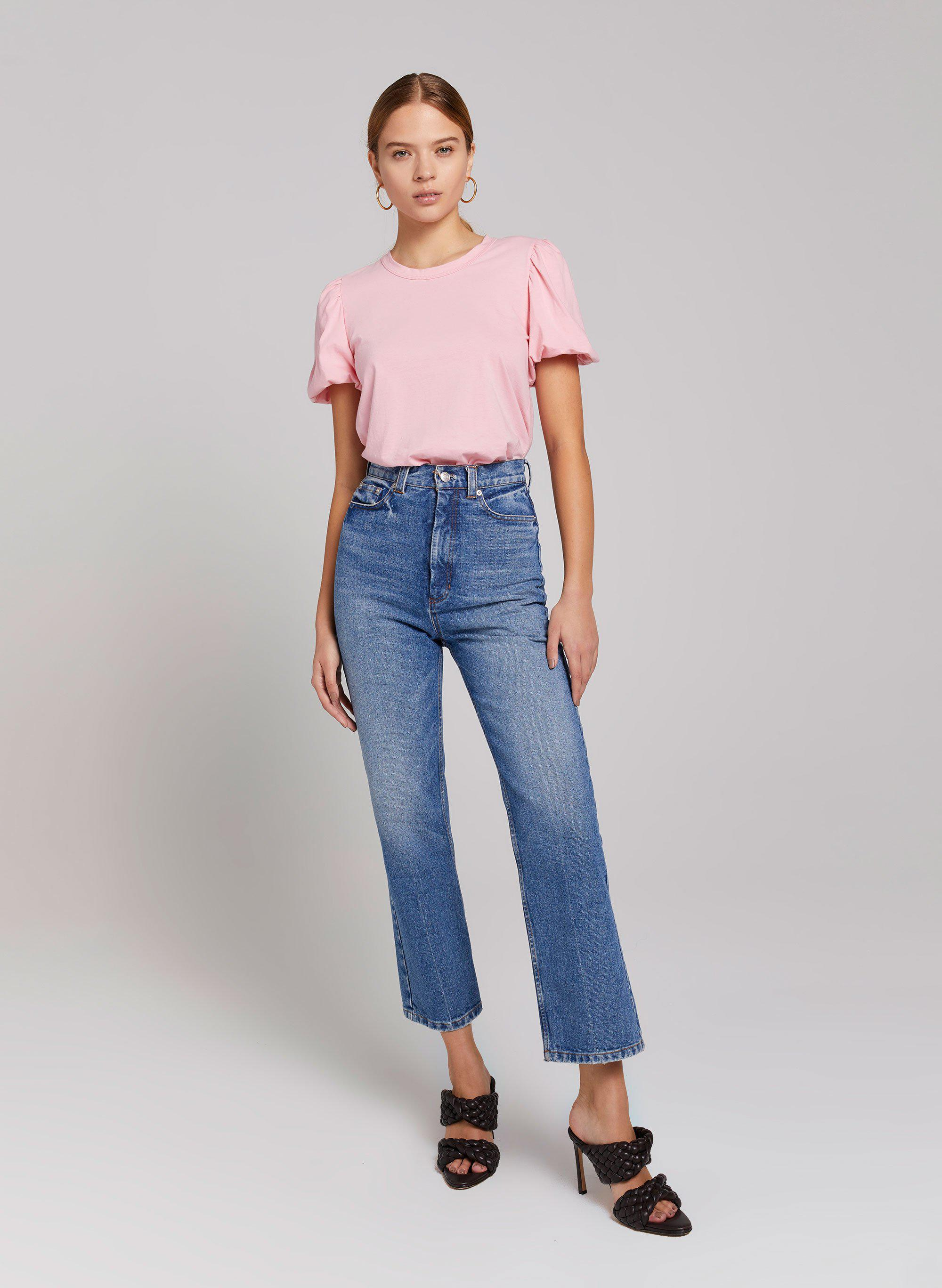 Poole Cotton Jersey Tee 1