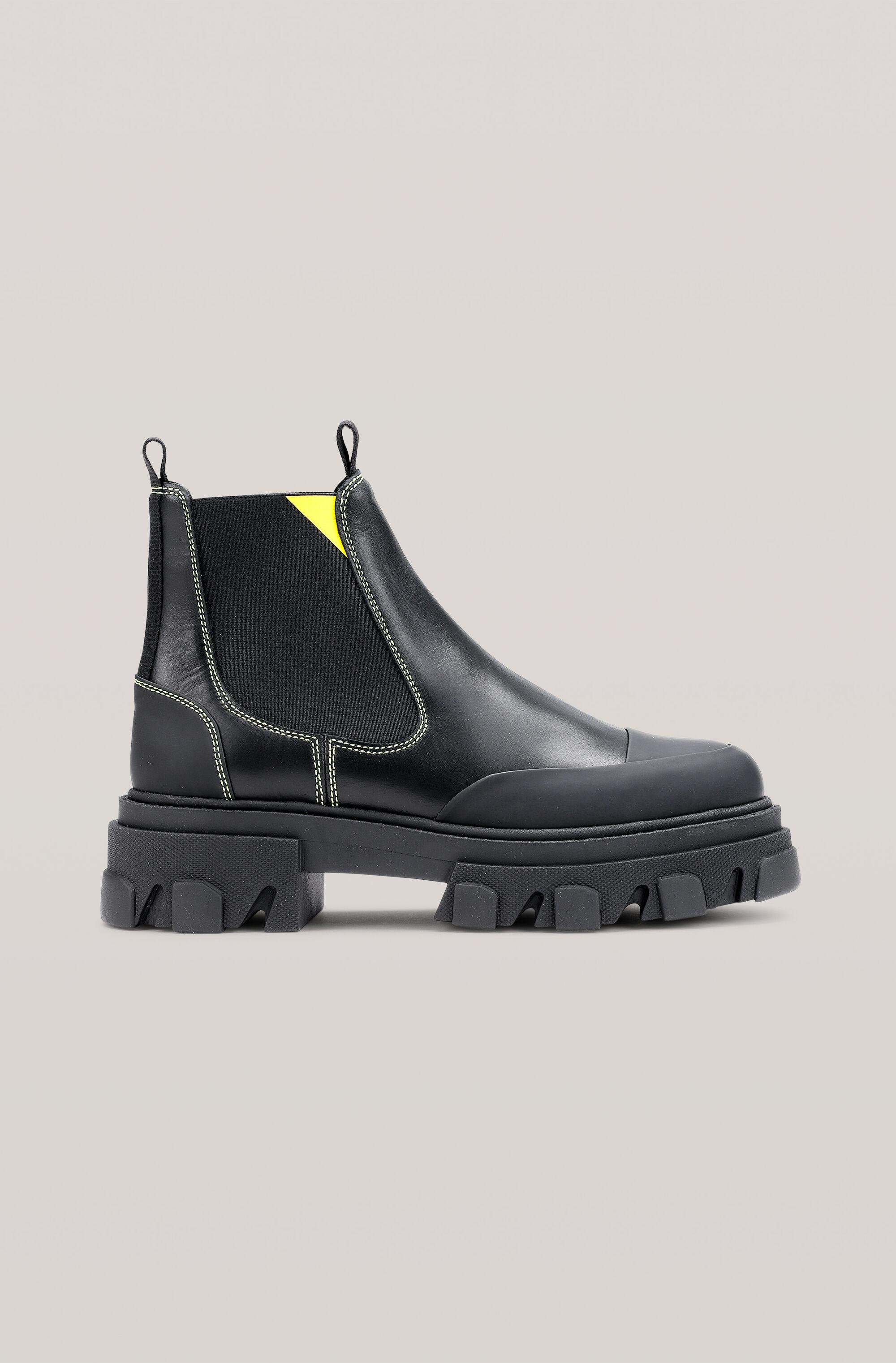 Calf Leather Low Chelsea Boot 0